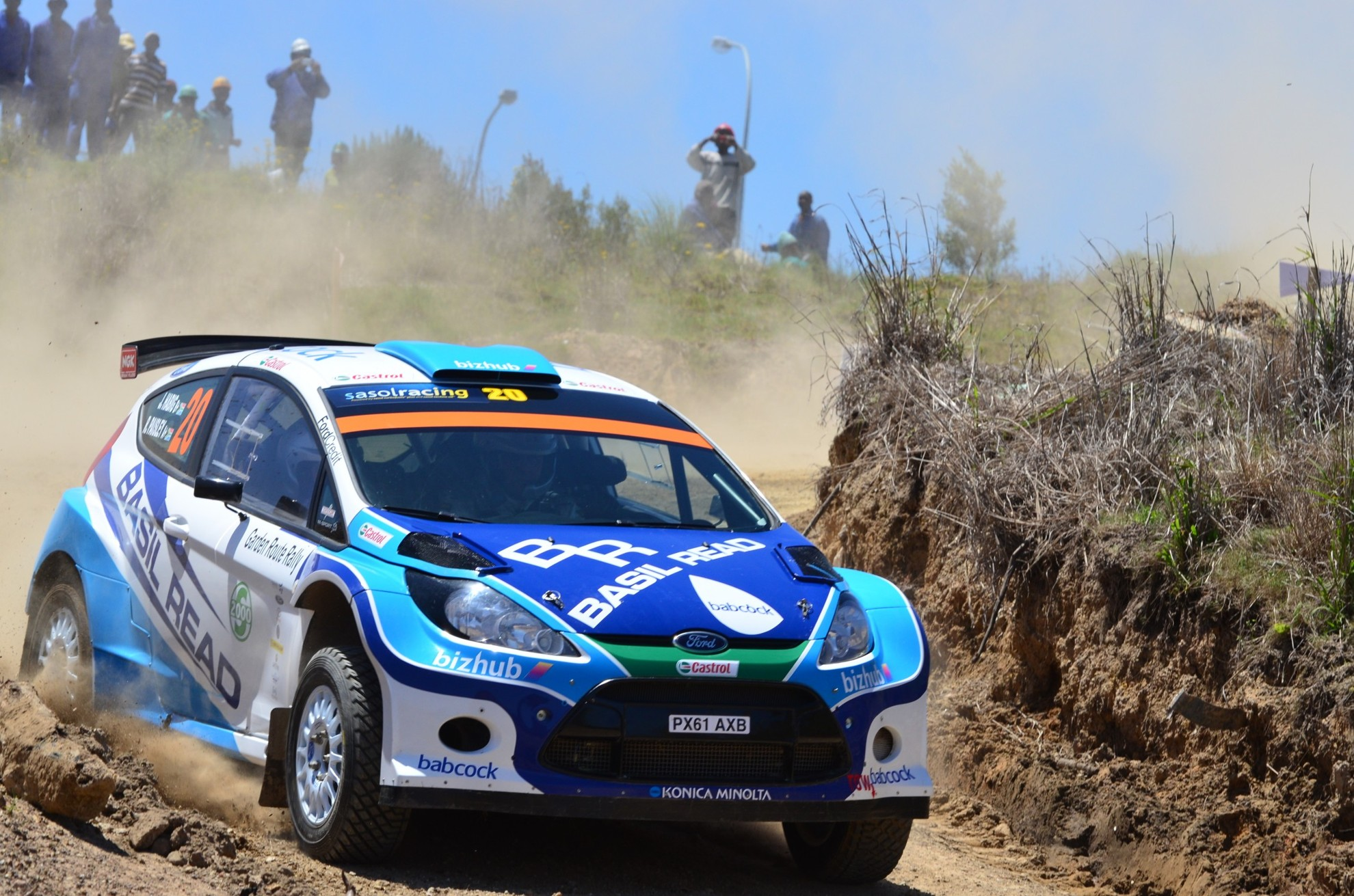 South Africa Rally