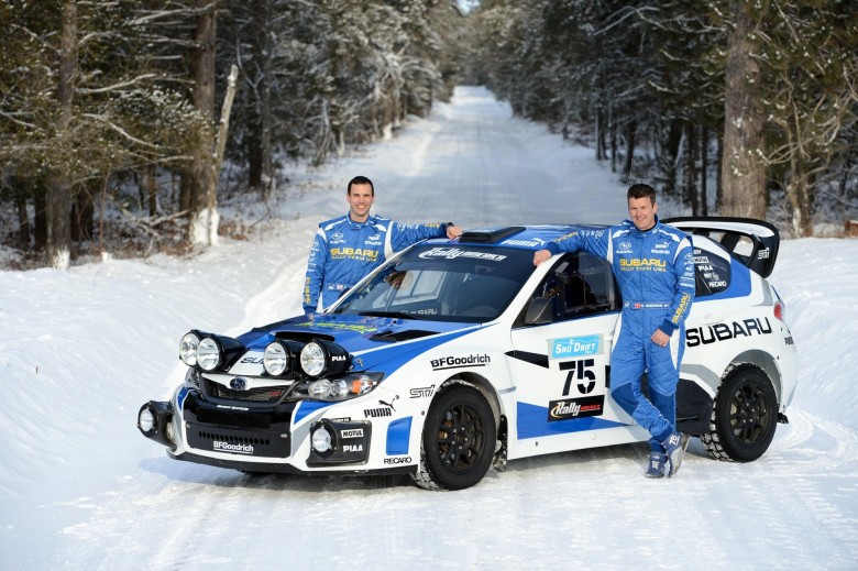 Subaru USA Rally Team