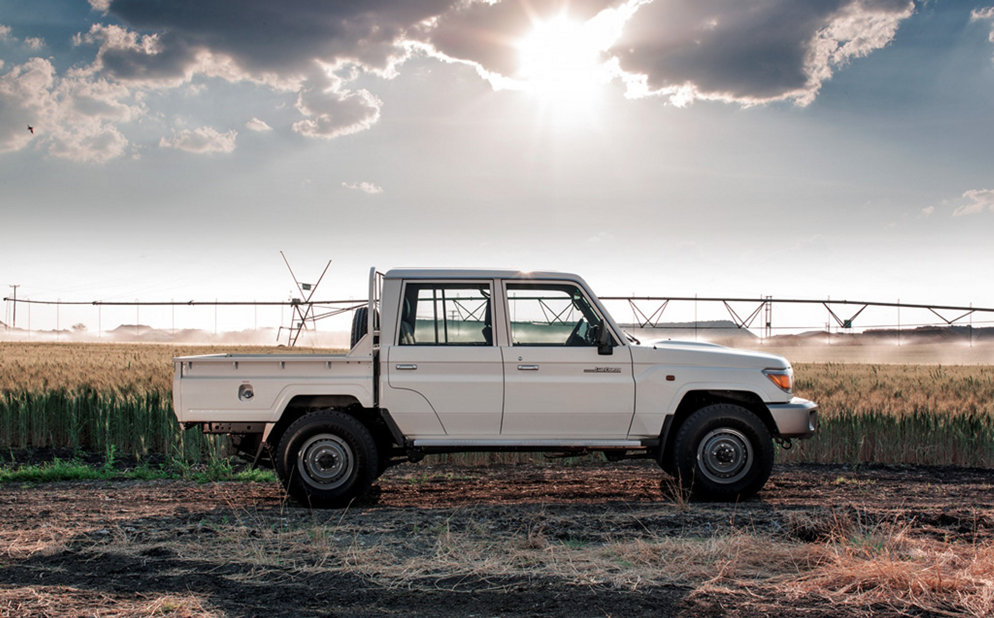 Toyota Land Cruiser South Africa