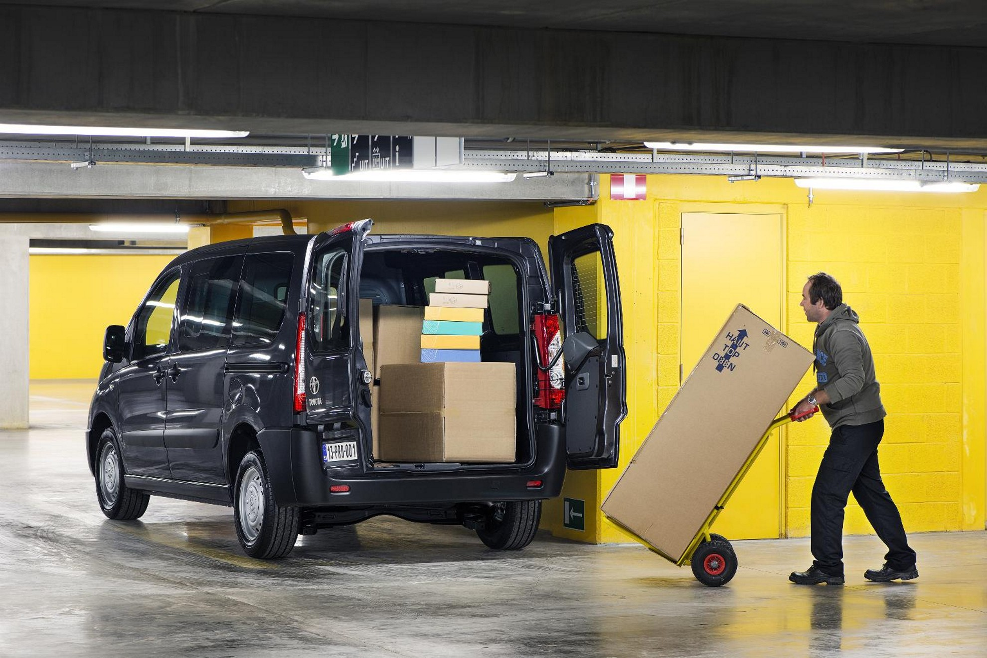 Toyota ProAce United Kingdom