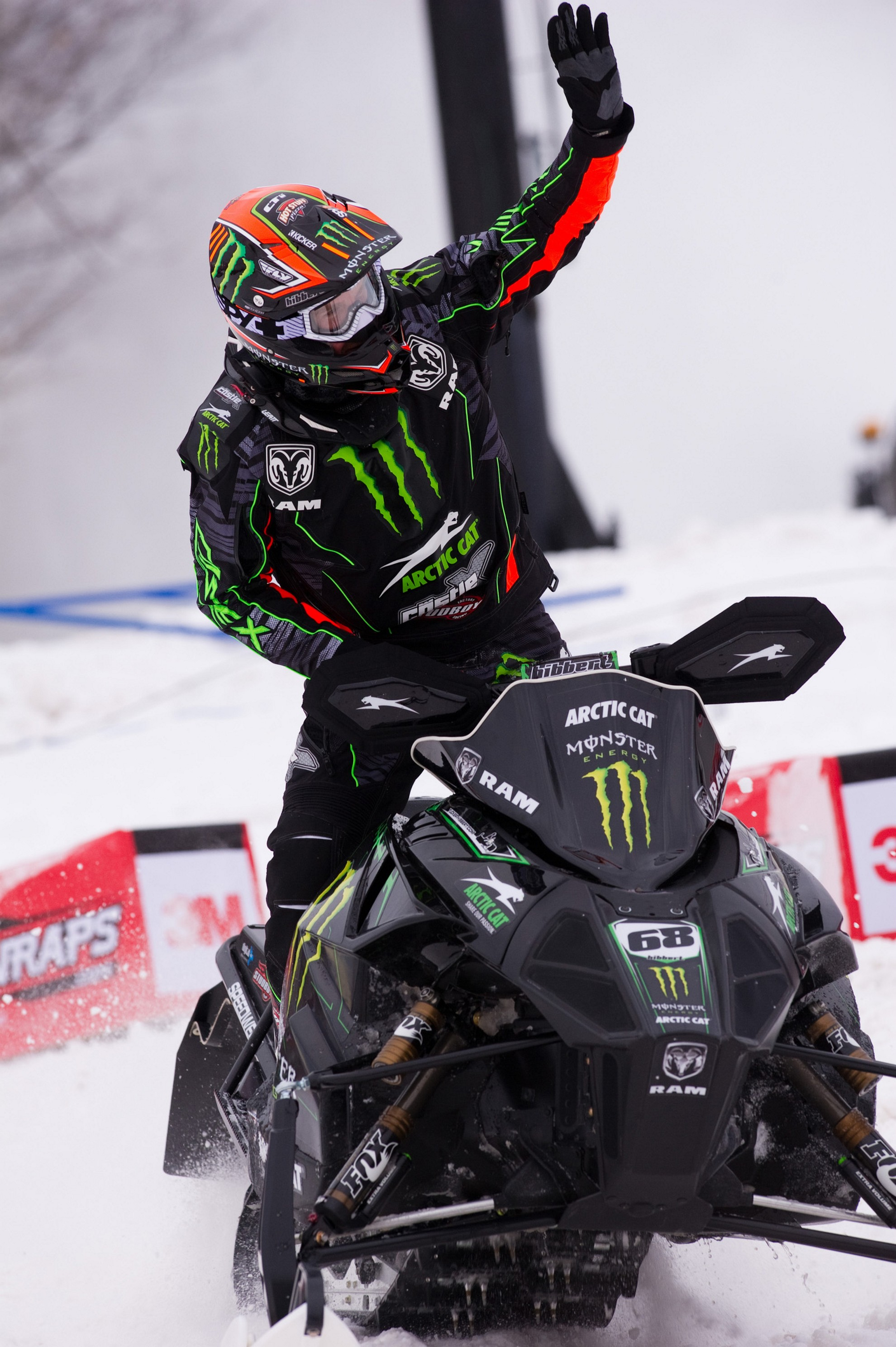 World Champion Snocross