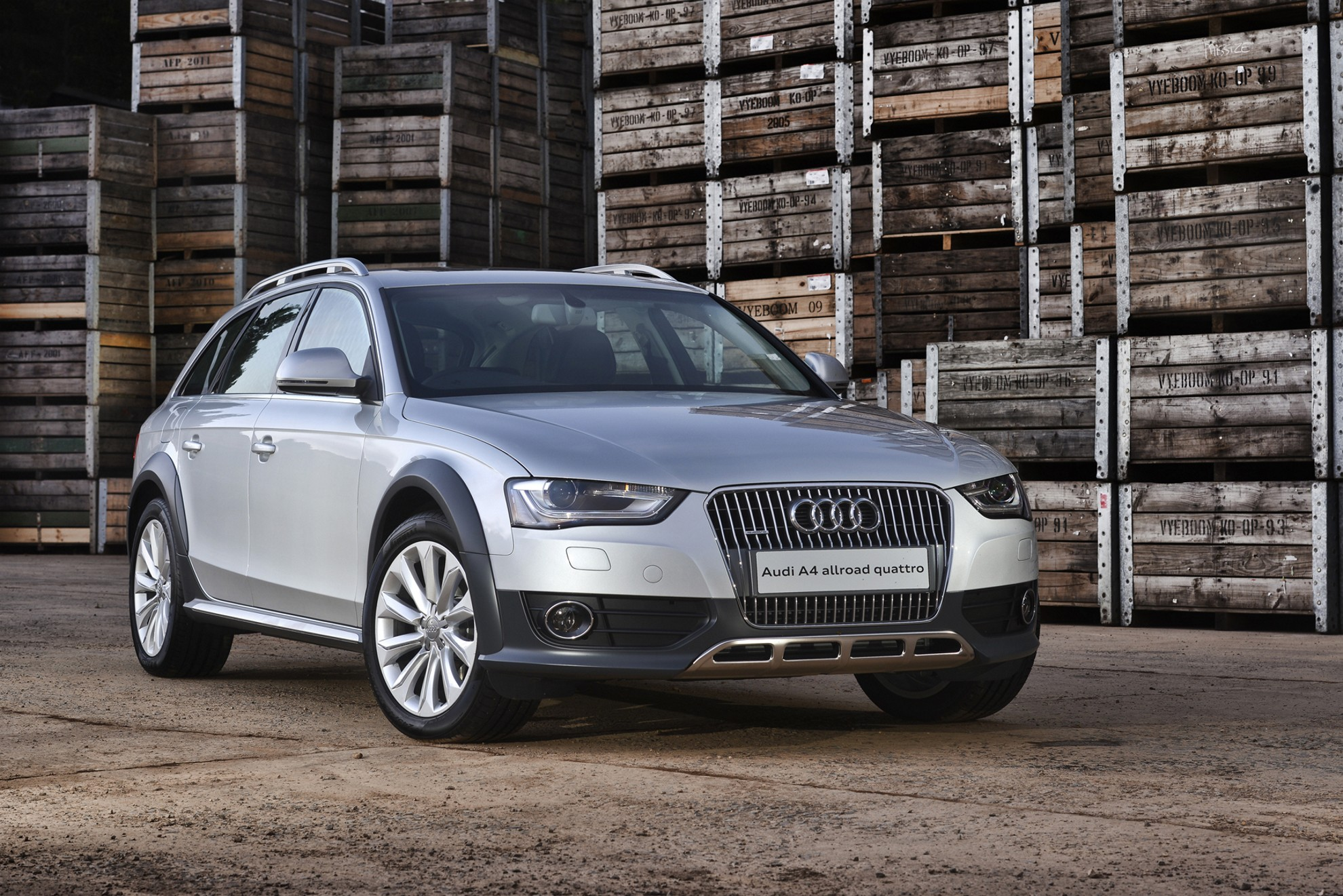 audi a4 allroad quattro back in south africa. Black Bedroom Furniture Sets. Home Design Ideas