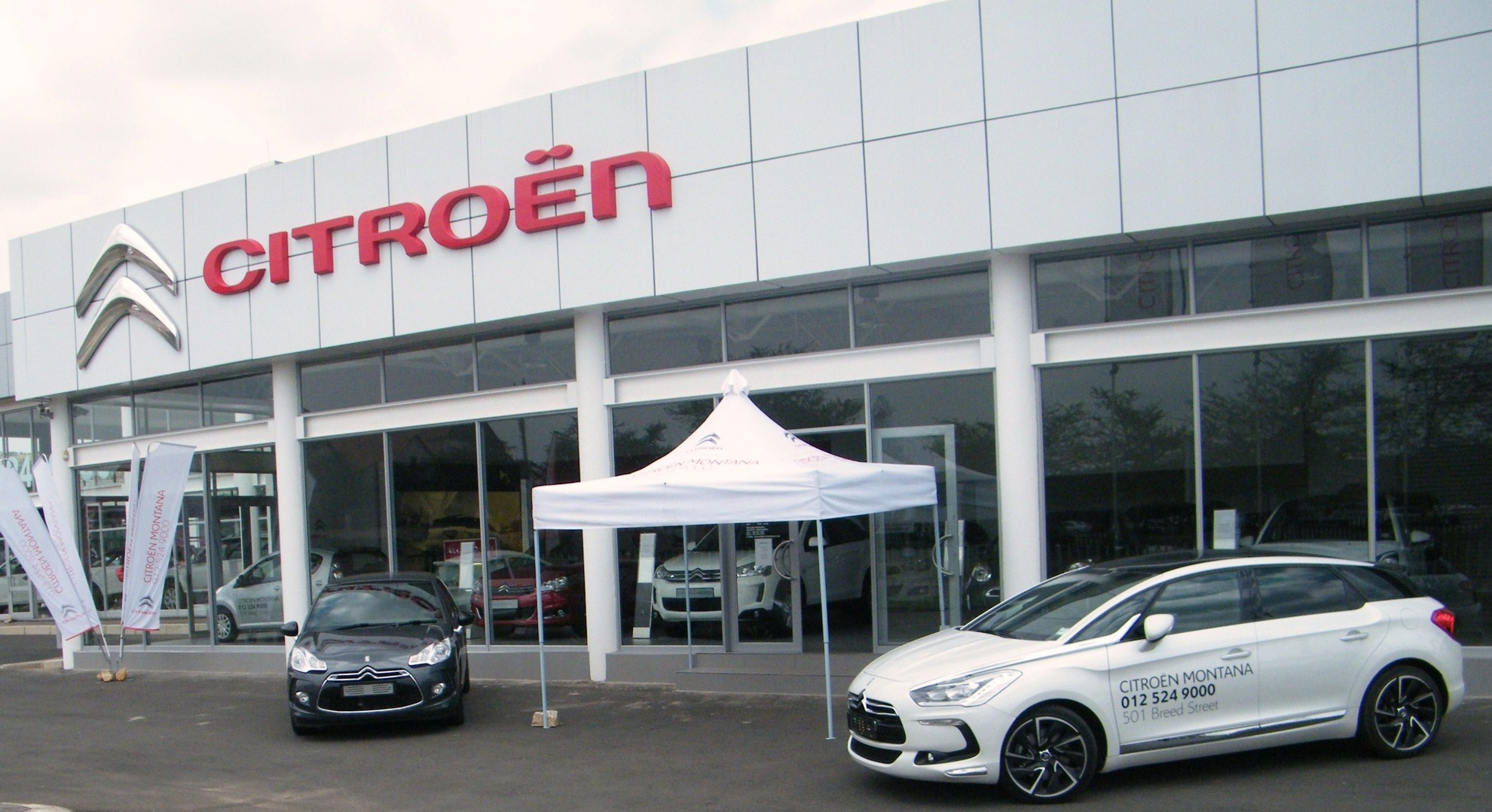 Citroen Dealerships South Africa