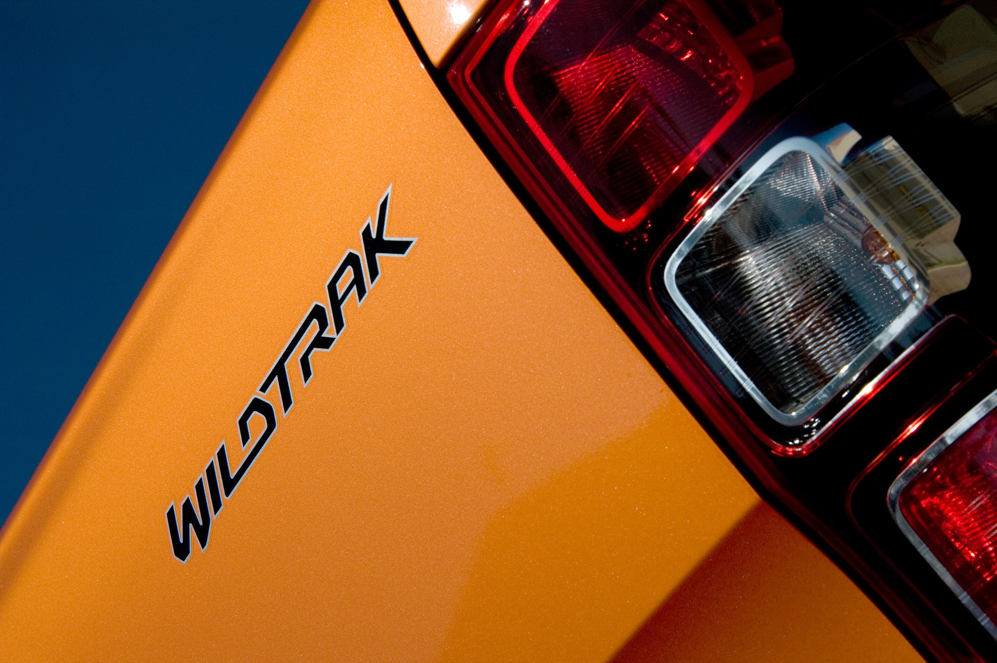 Ford Wildtrak Logo