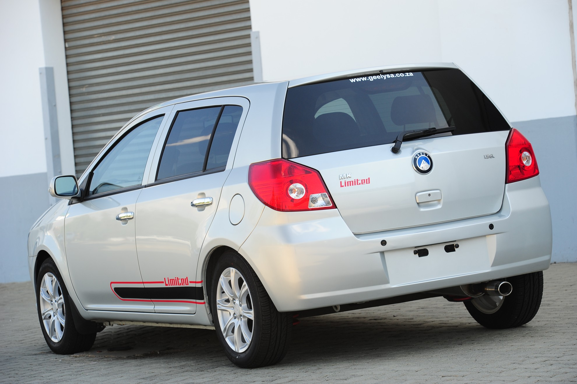 Geely South Africa