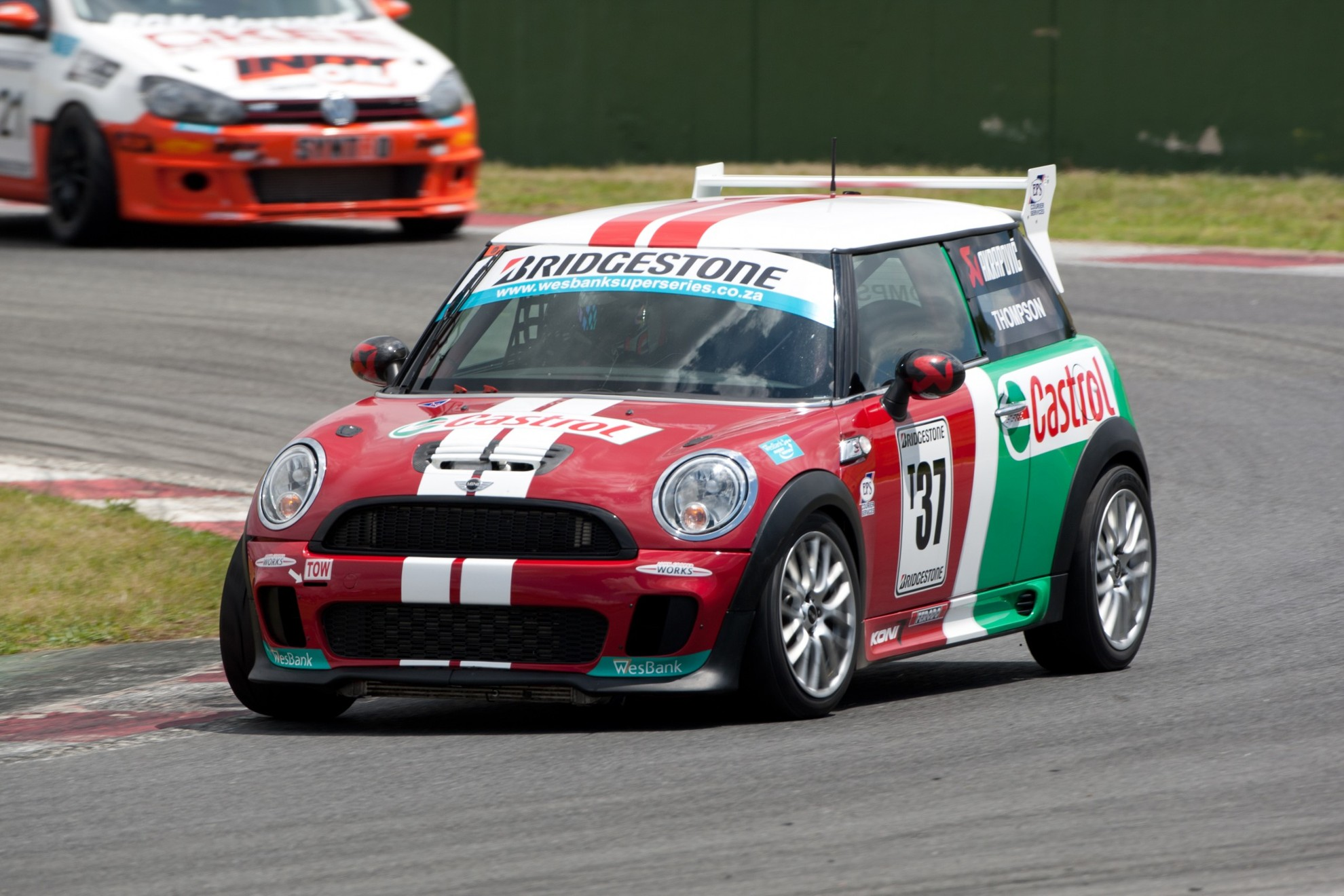 Mini South Africa Castrol Racing Team To Race At Kayalami