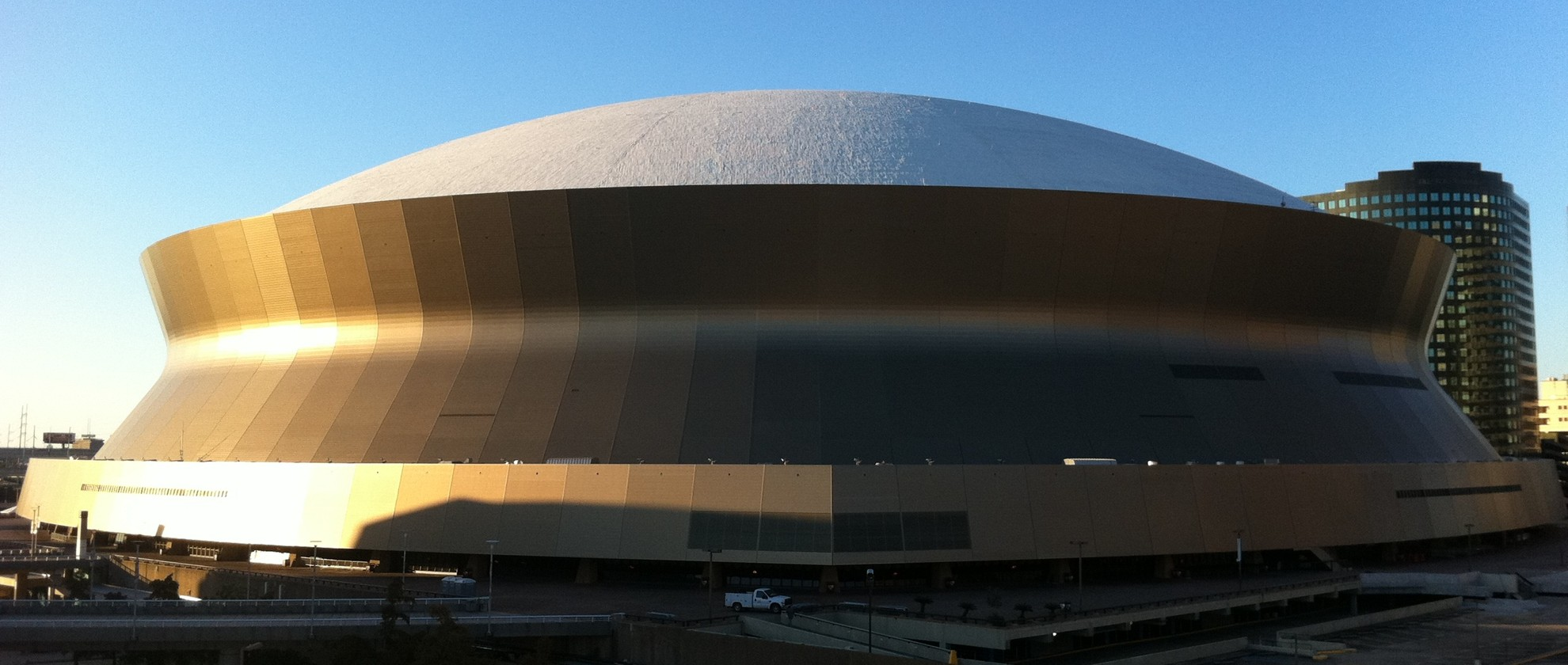 Mercedes-Benz Superdome Stadium_New_Orleans
