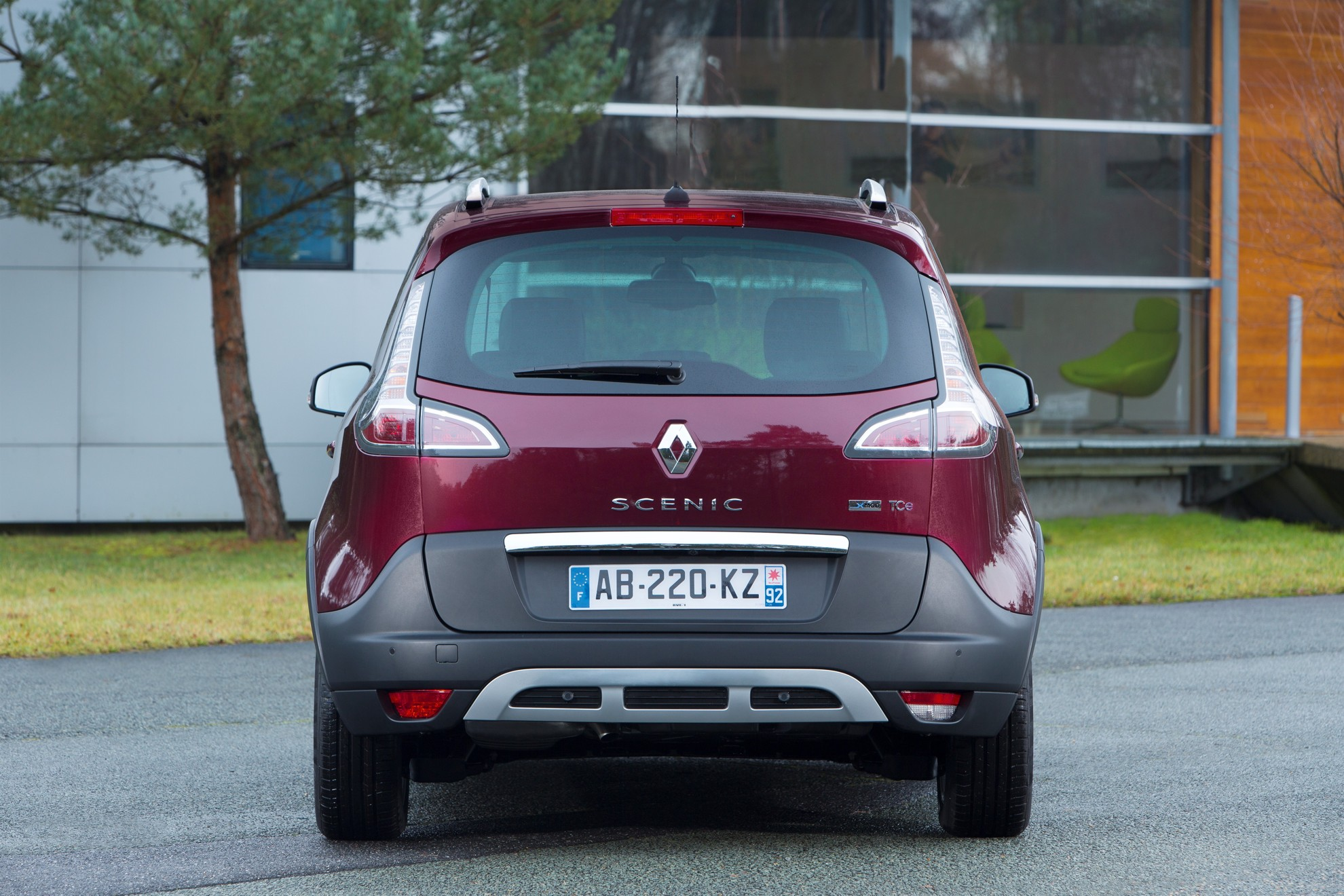 Renault XMOD