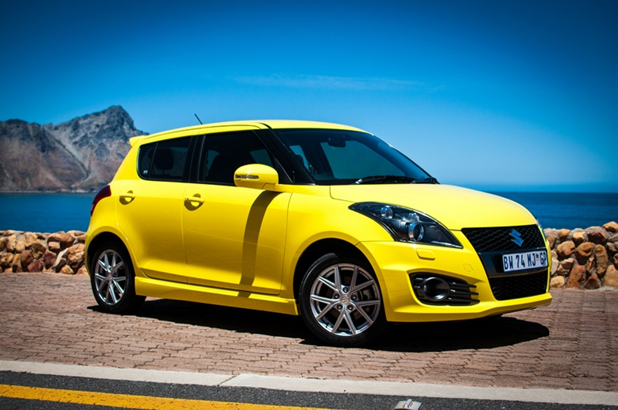 Suzuki Swift sales soar worldwide