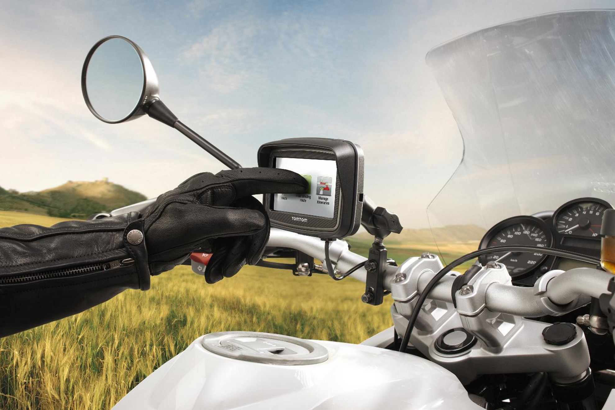 TomTom Motorcycles