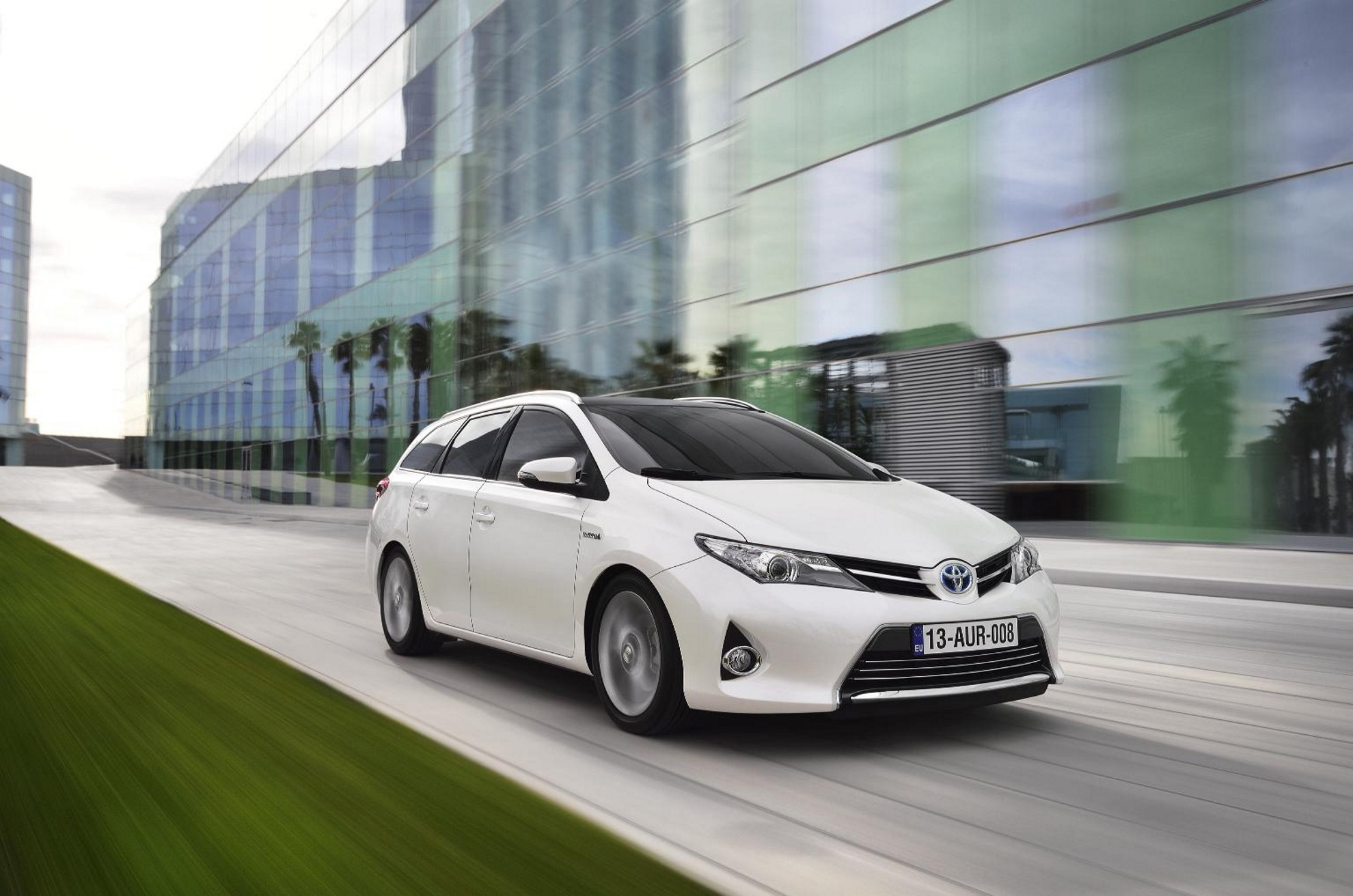 Toyota Auris British
