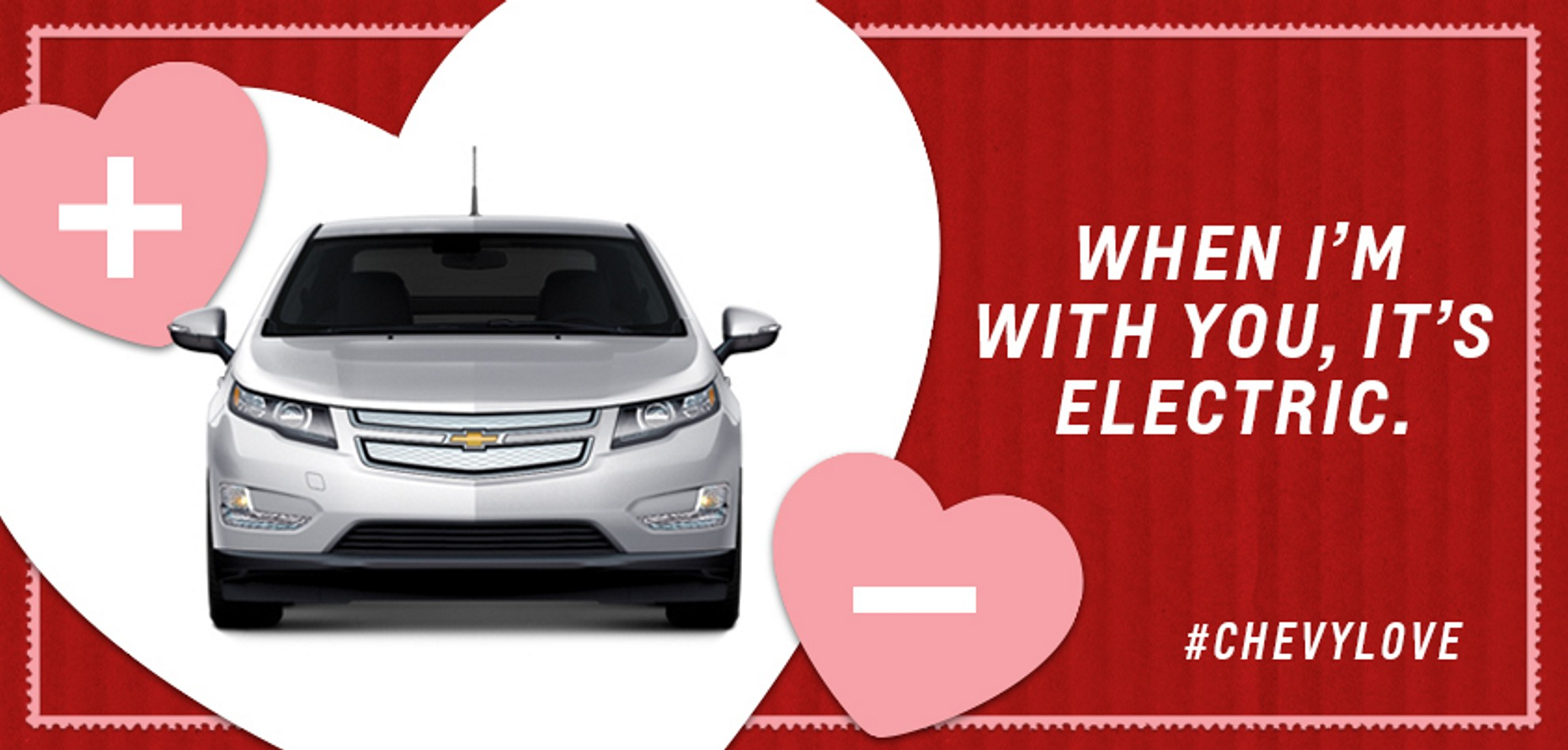 Valentines Day Chevrolet Gets Lots Of Love From Fans On