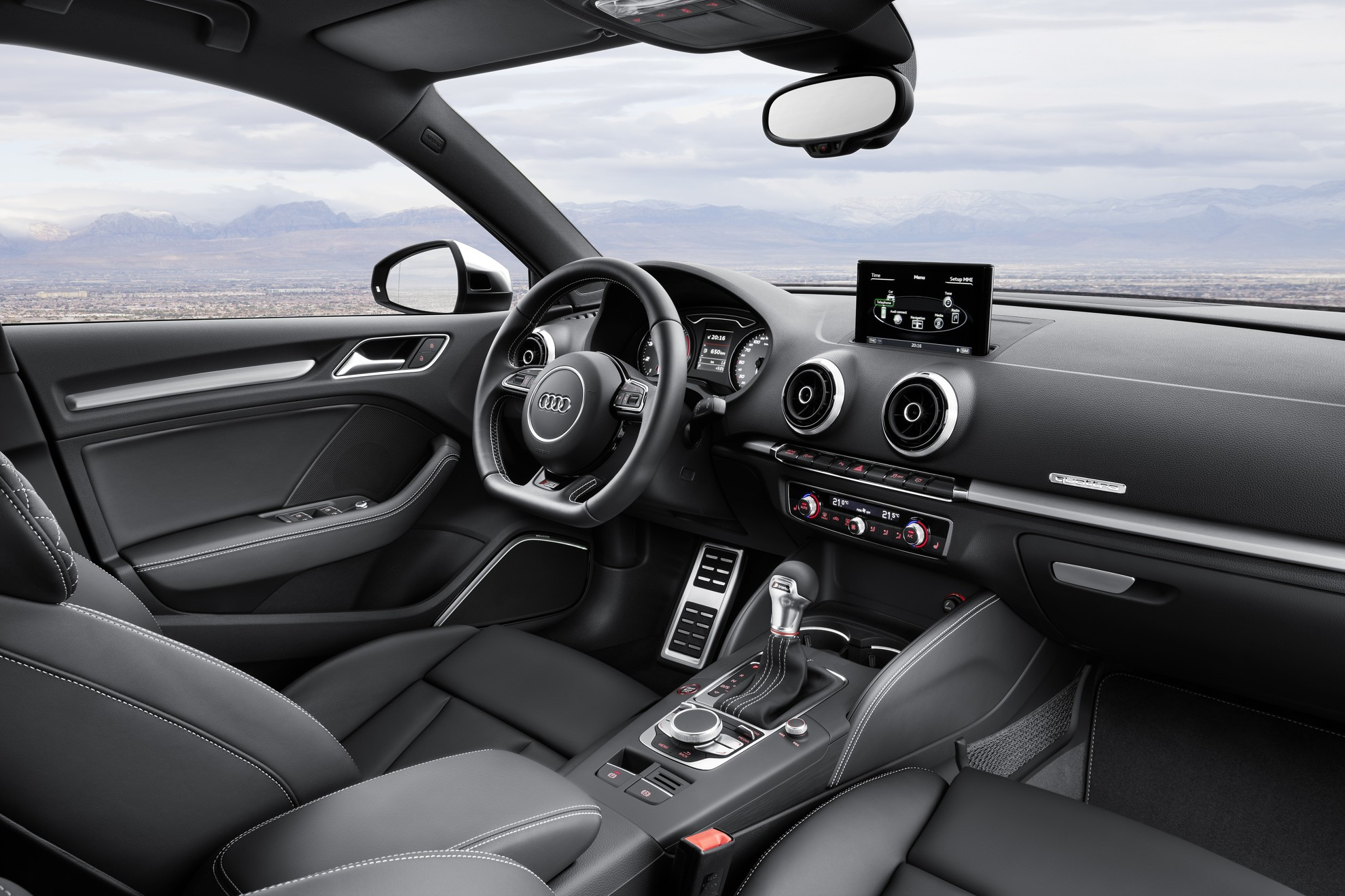Audi introduces the all-new technologically advanced 2015 Audi A3