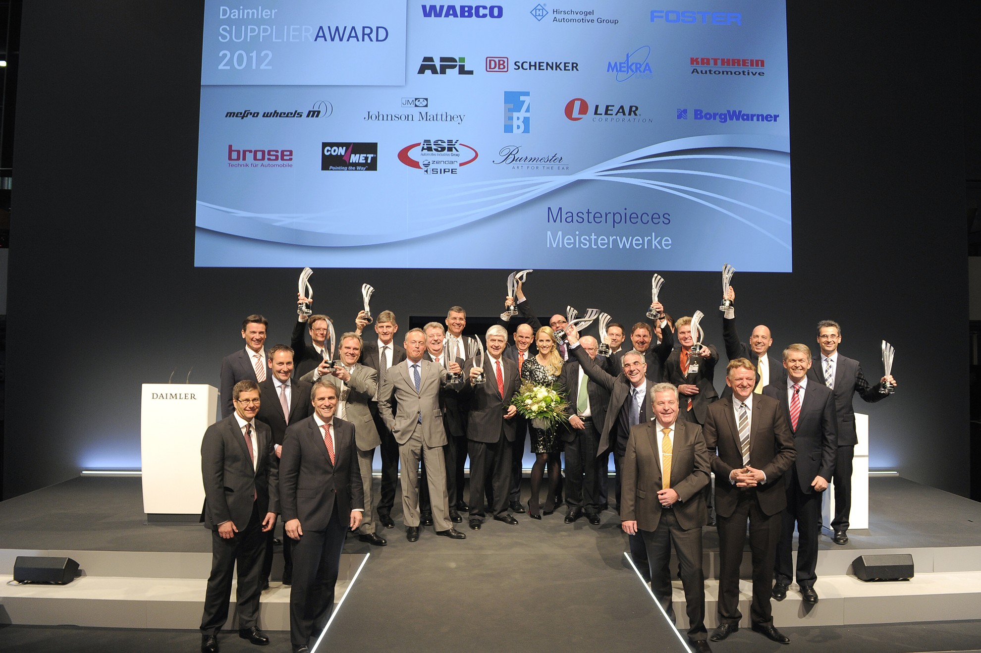 Daimler Awards