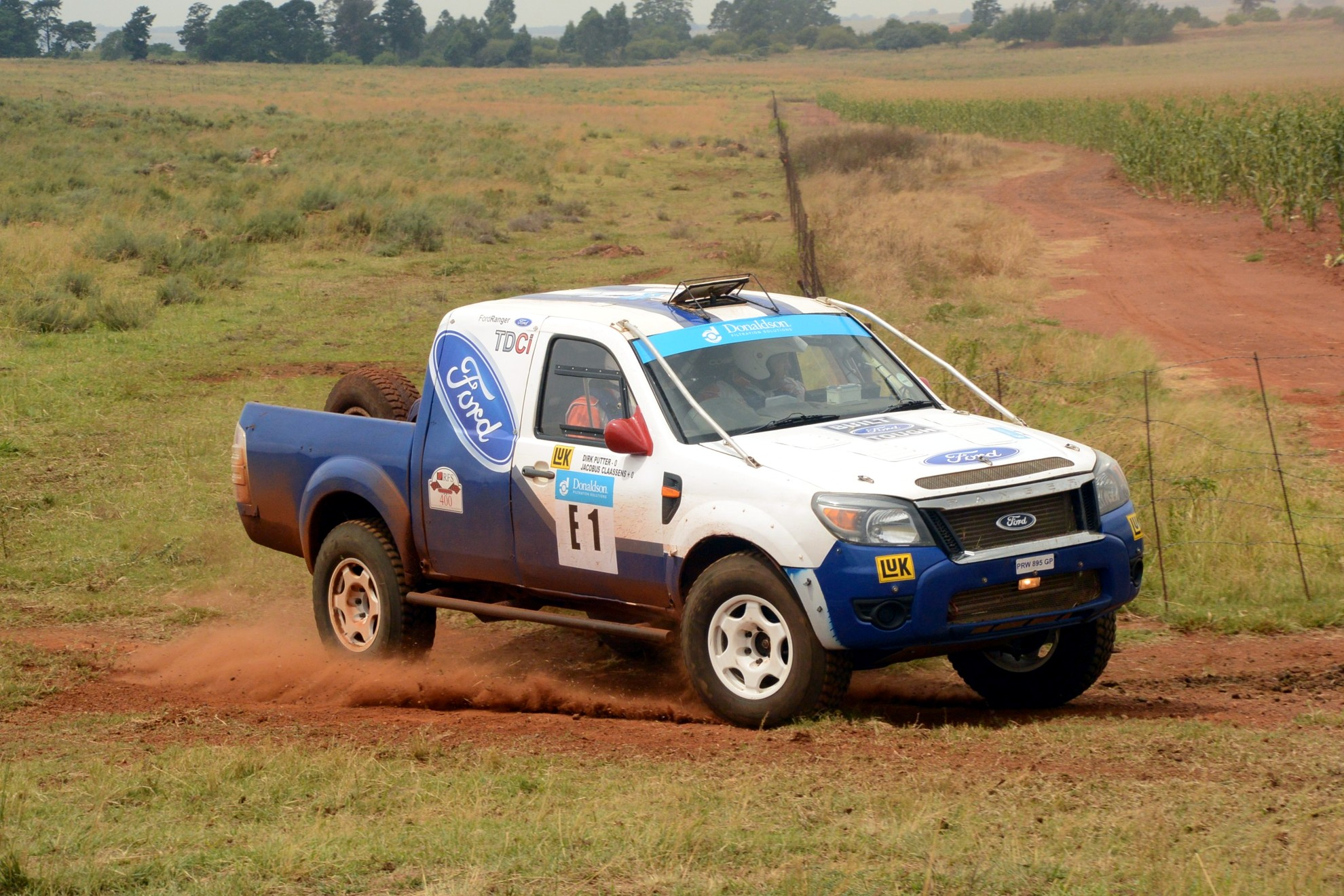 Ford Ranger Racing