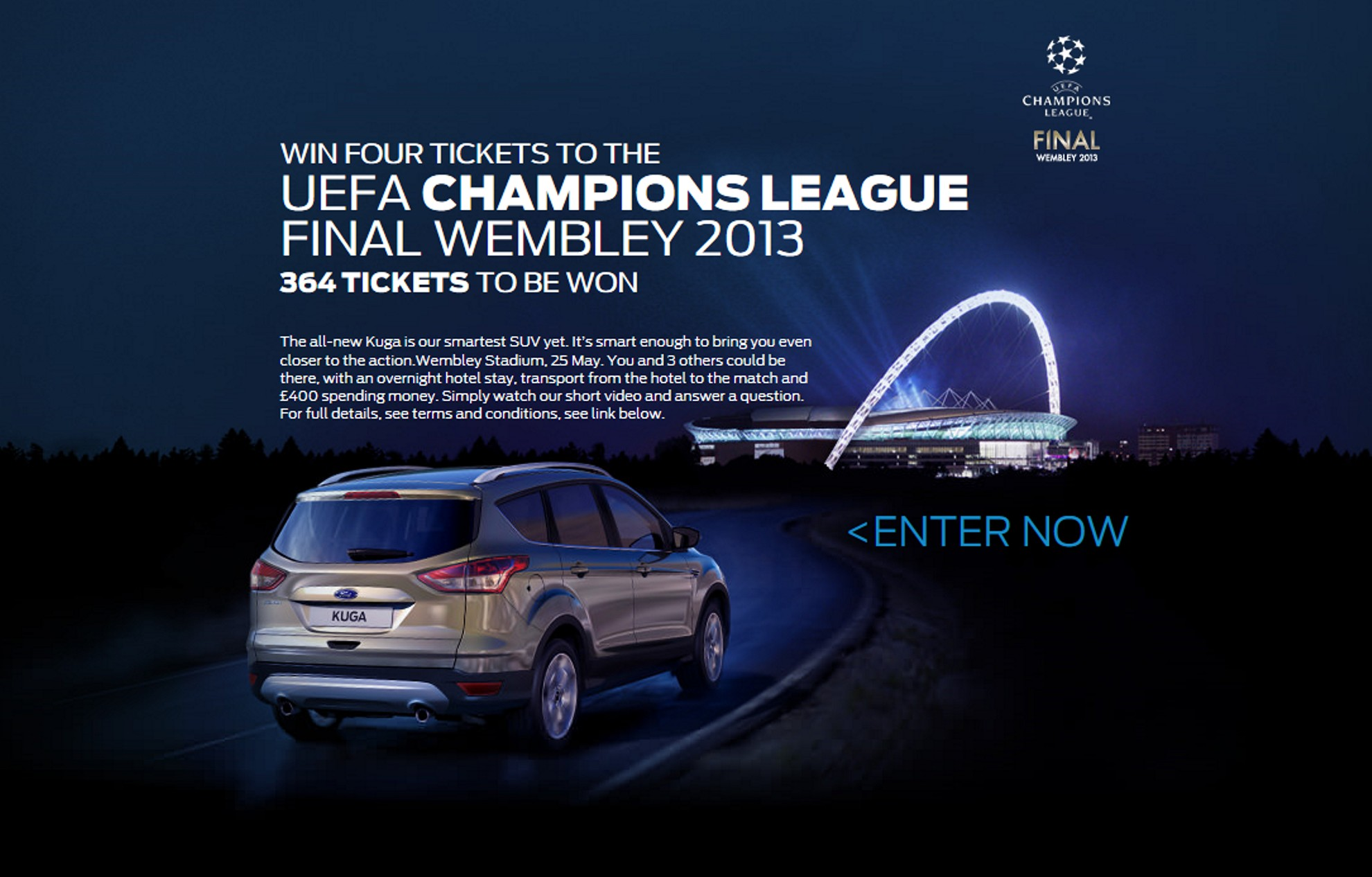 Ford UEFA Champions League