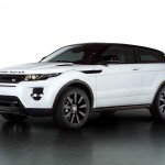 Land Rover Range Rover Evoque at the Geneva Motor Show 2013