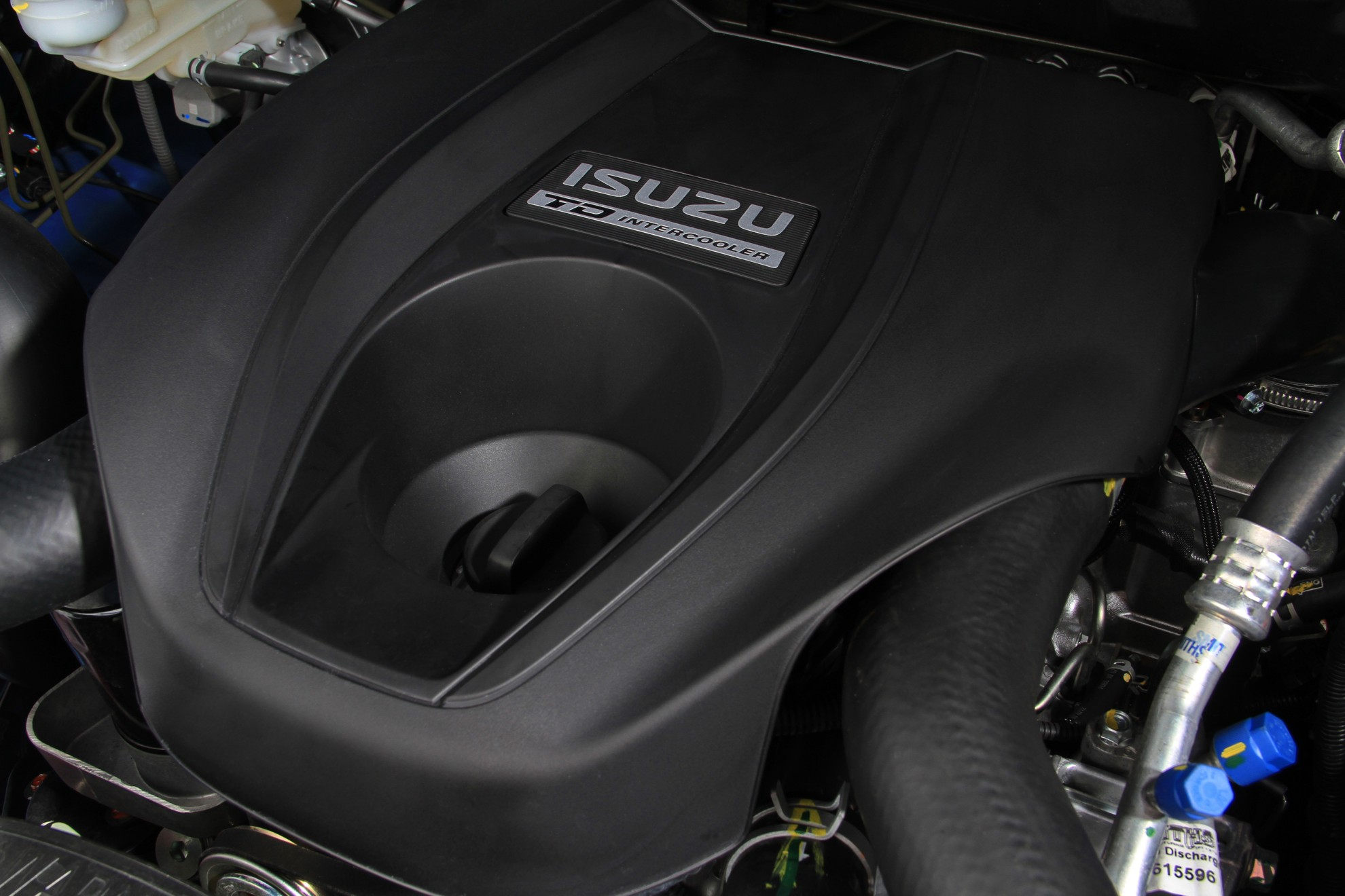 Isuzu KB Engine