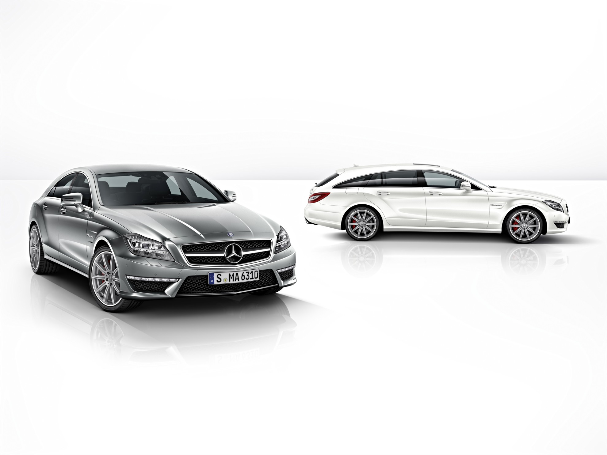 Mercedes Benz CLS 63_ MG