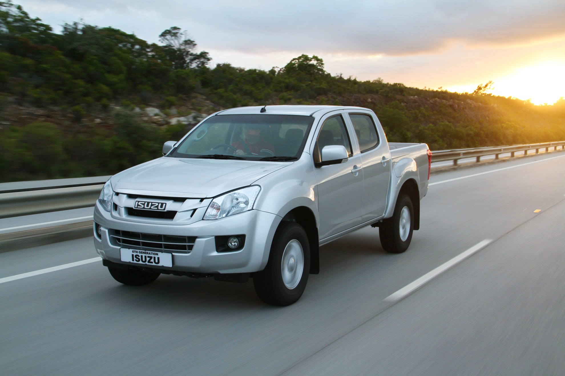 New Isuzu South Africa