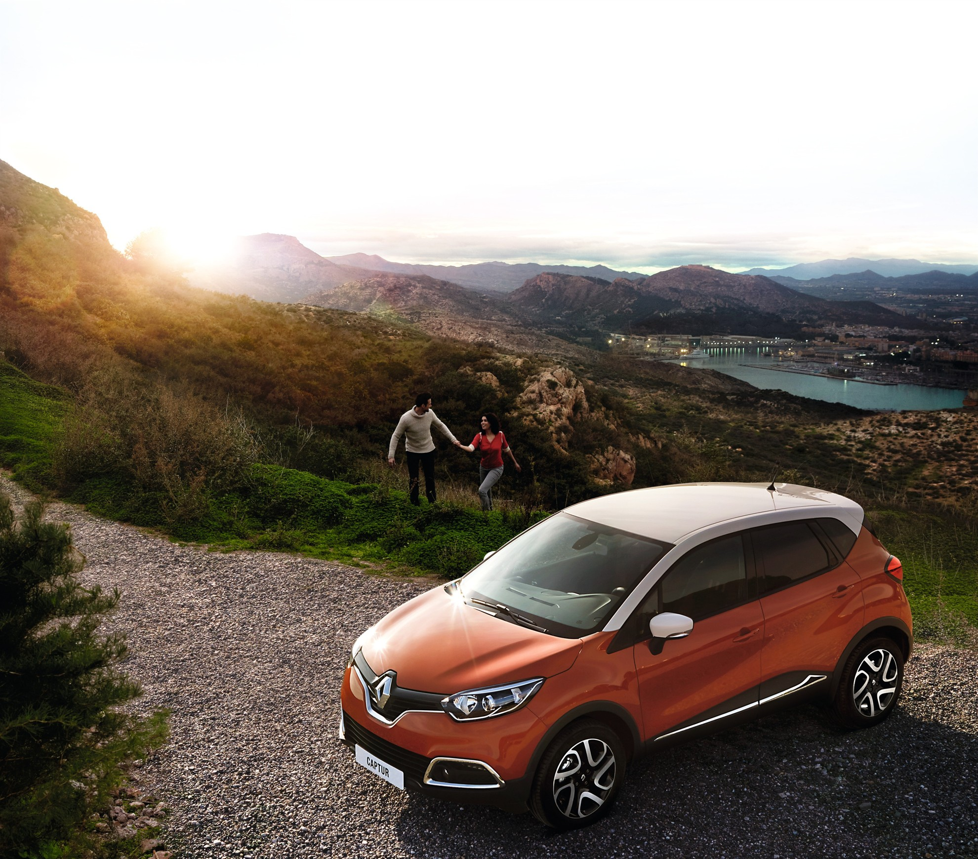The Renault Captur Range And Prices In France