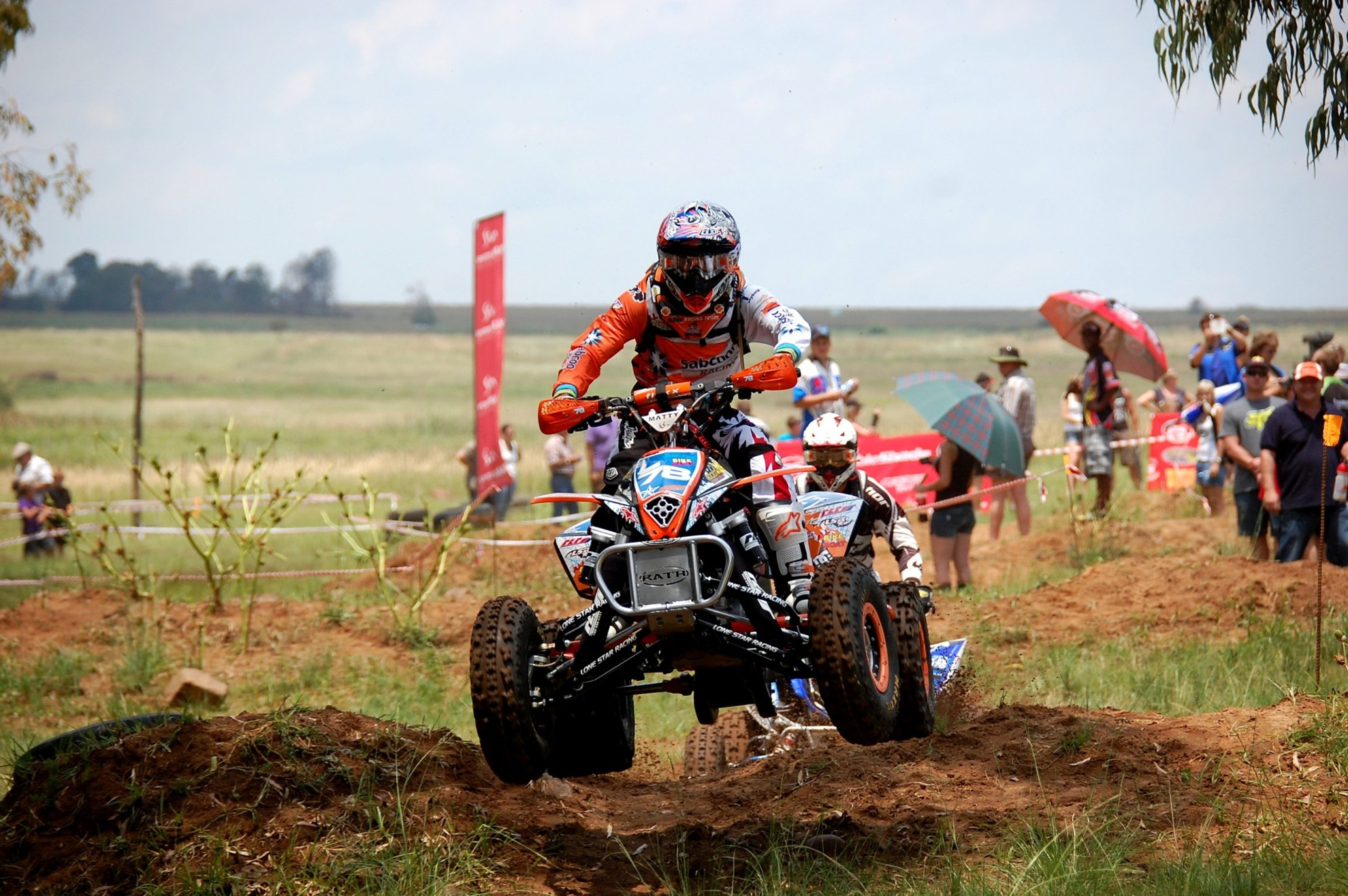 South Africa Quad Bike Rally