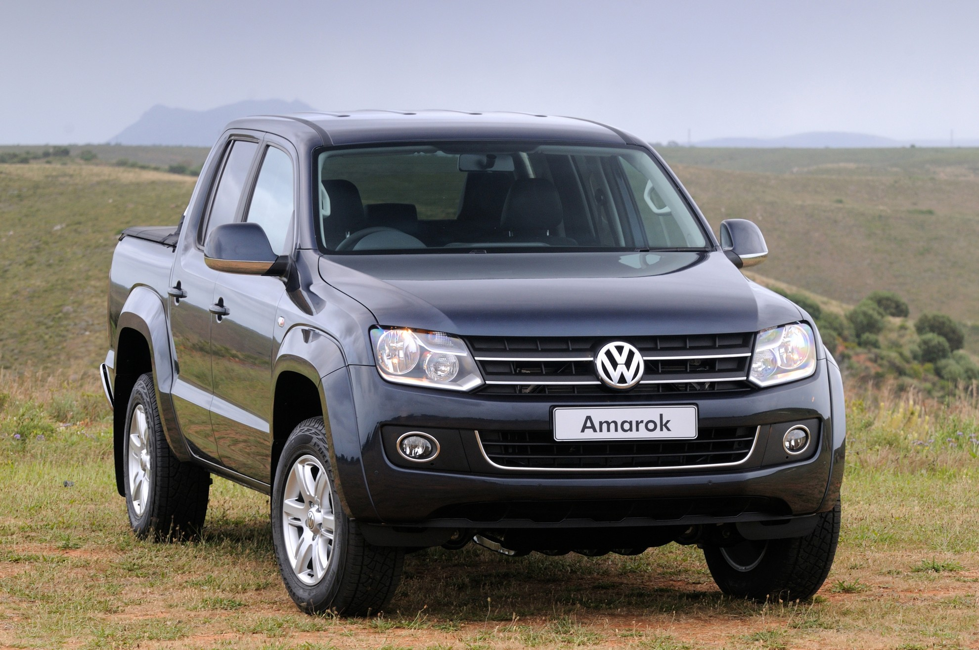 Volkswagen Amarok South Africa get's an Upgrade