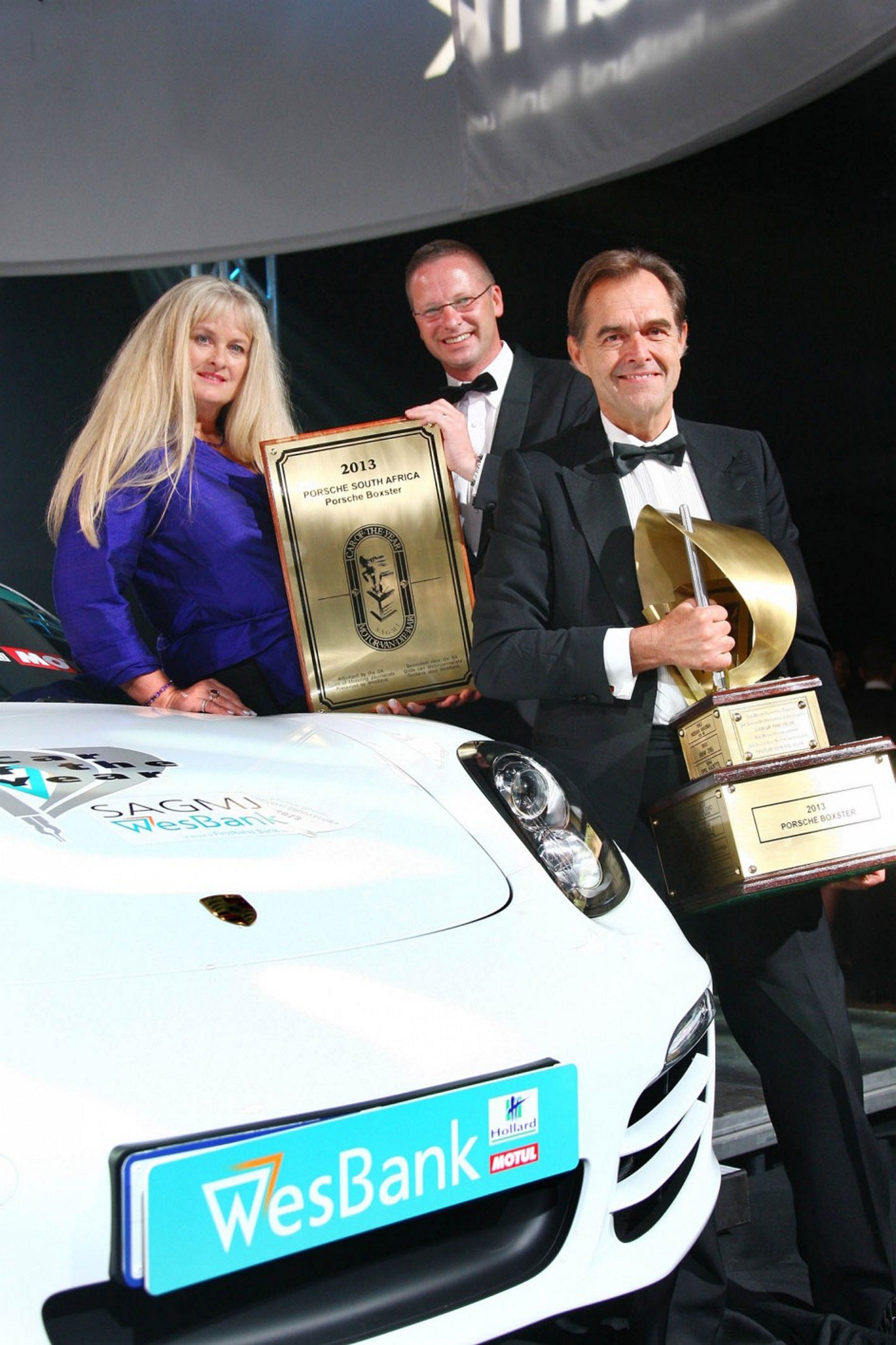 Wesbank car of the year