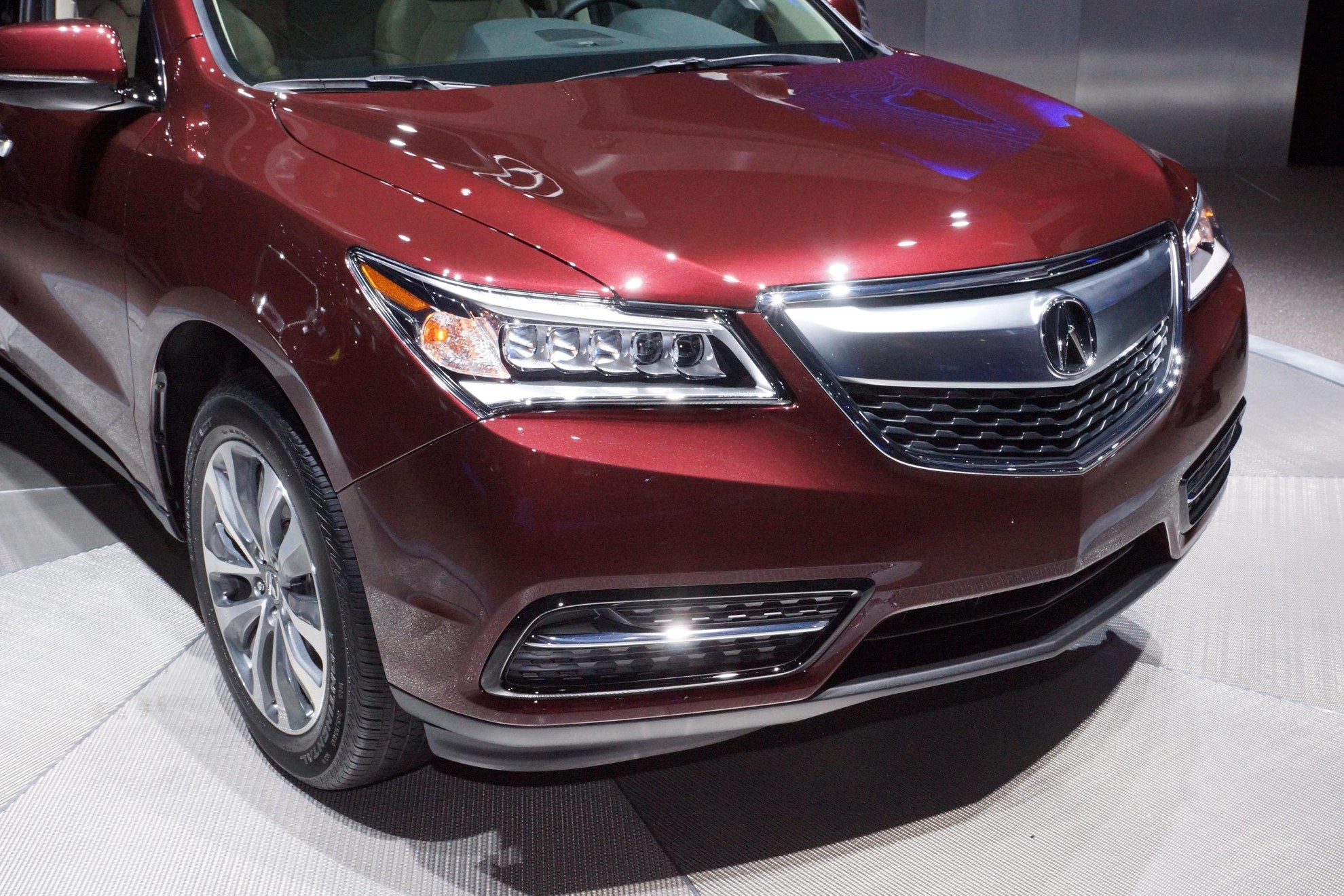 Acura at the New York Auto Show