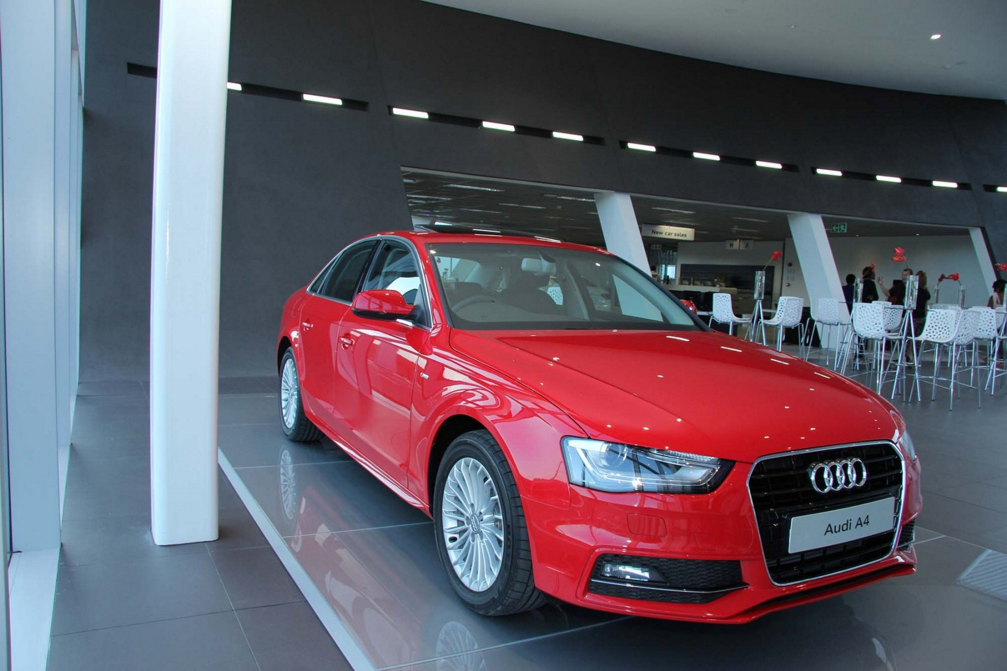 Audi Dealership South Africa