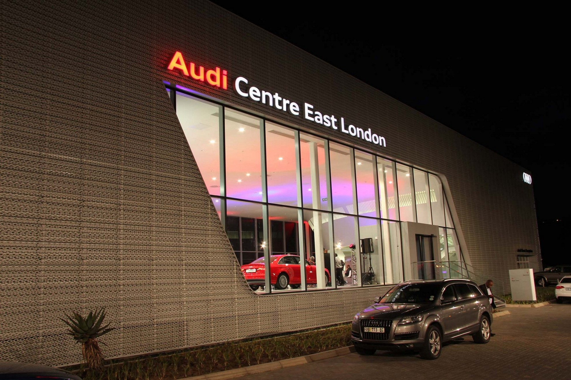 Audi Dealership East London