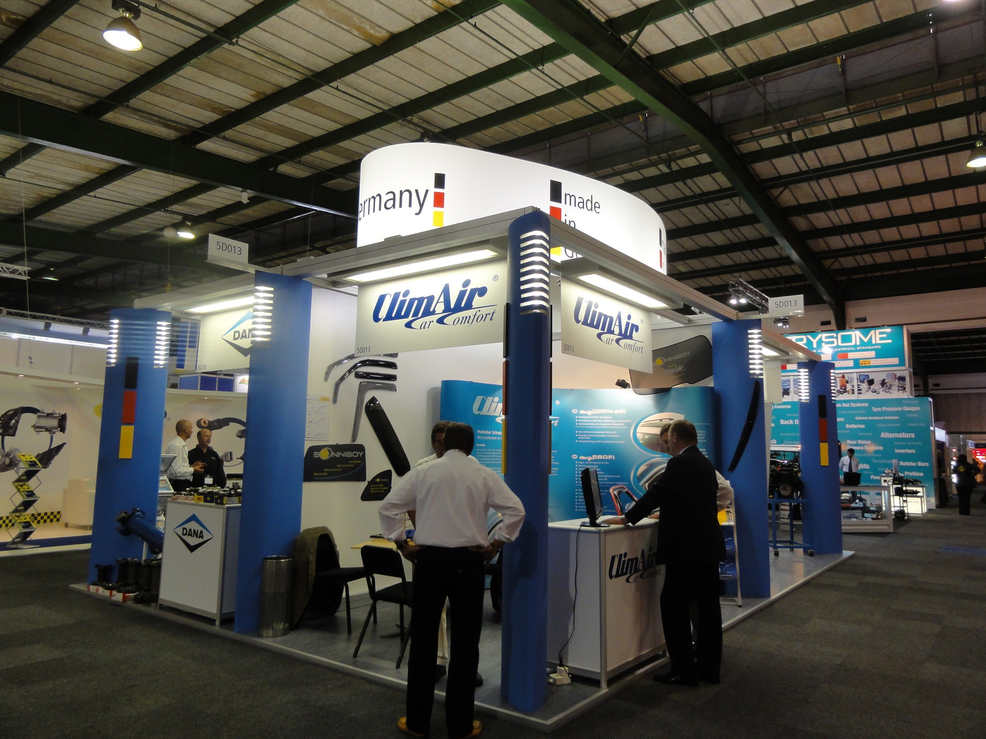 Automechanika Johannesburg South Africa