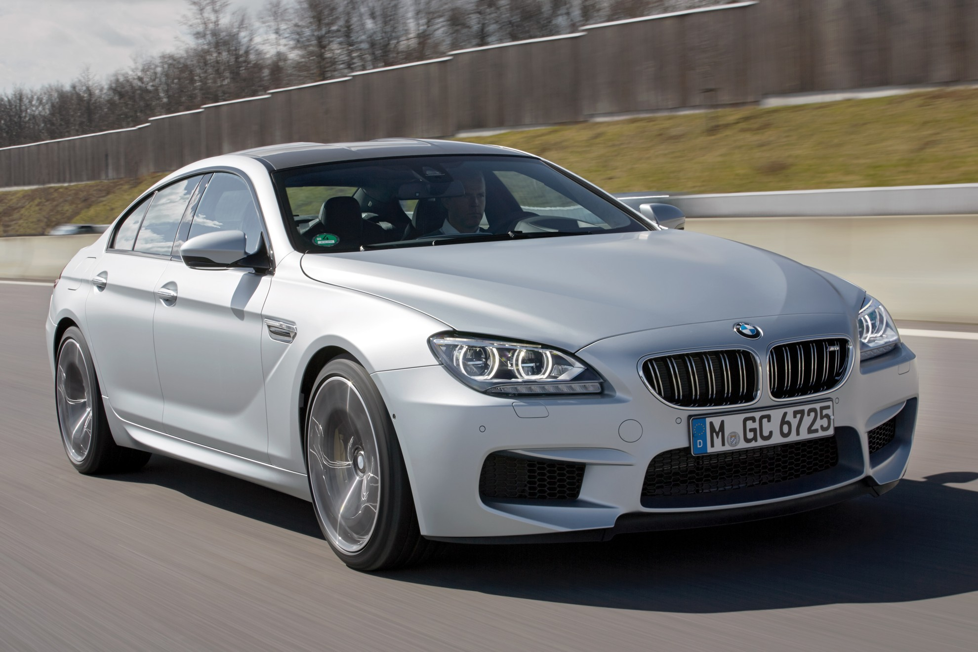 BMW Gran Coupe M6