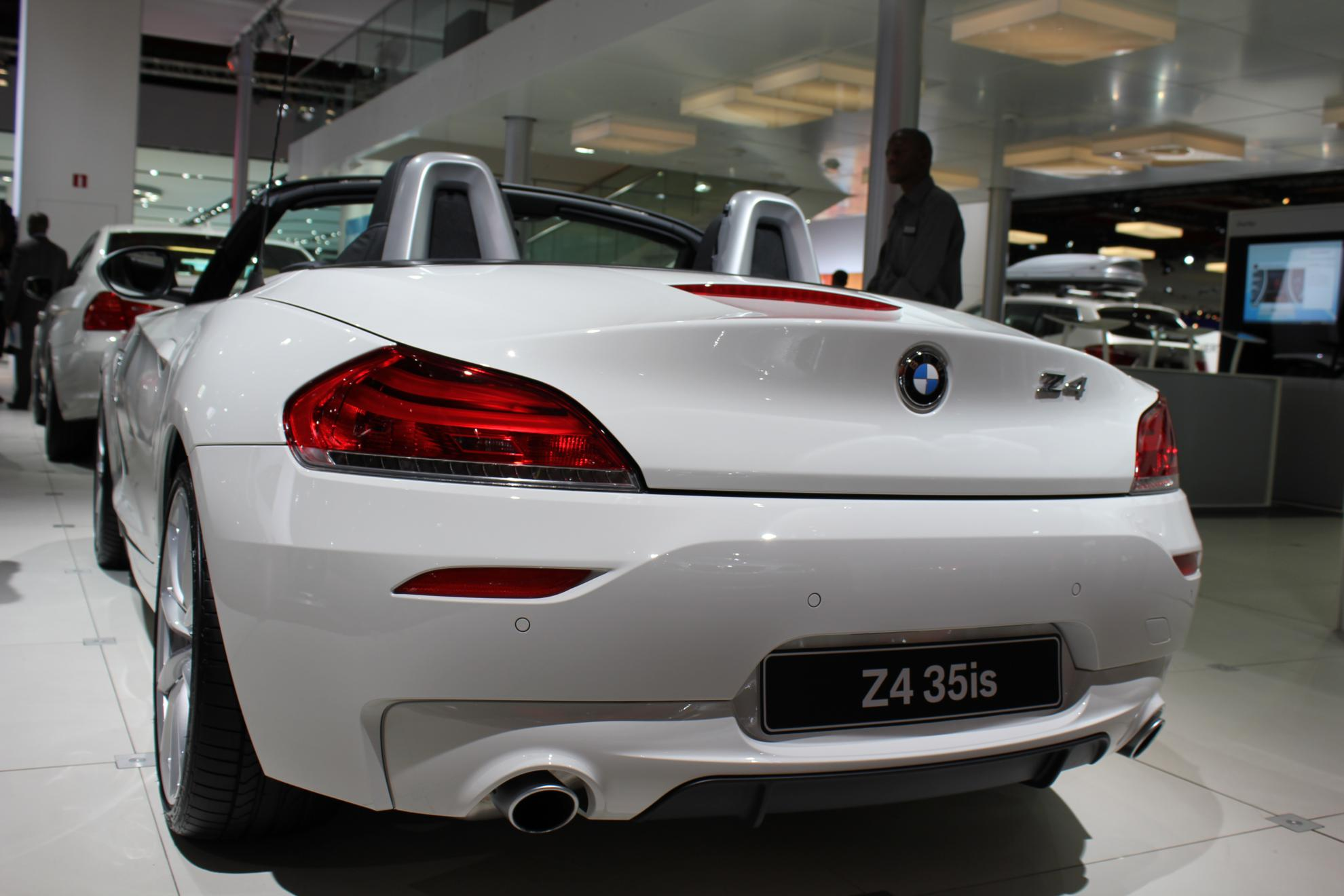 Bmw Z4 35is Johannesburg Motor Show 2011 3d Car Shows