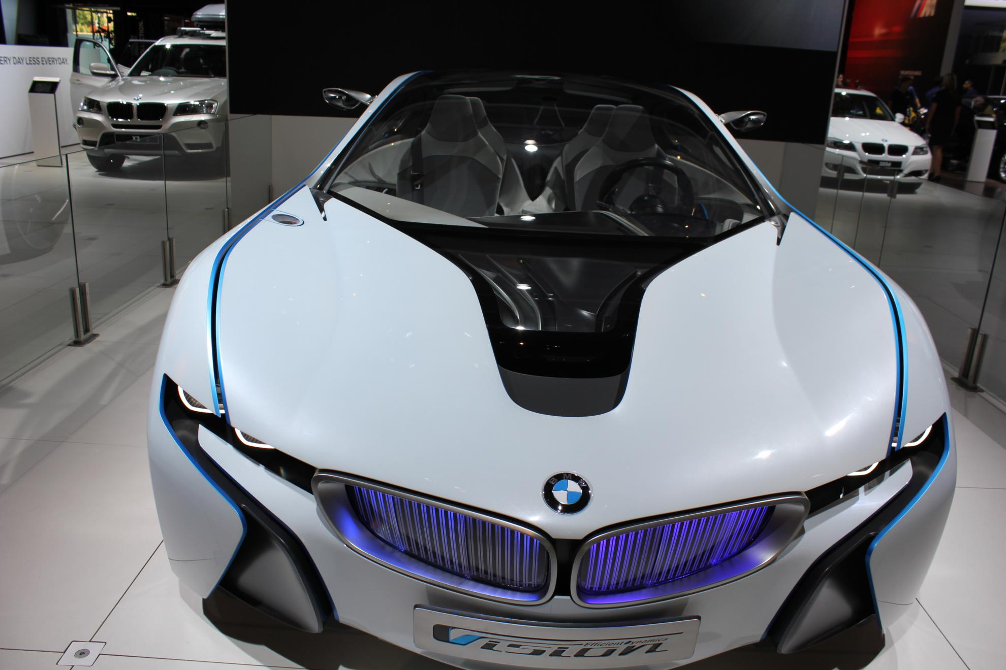 BMW at Johannesburg Motor Show