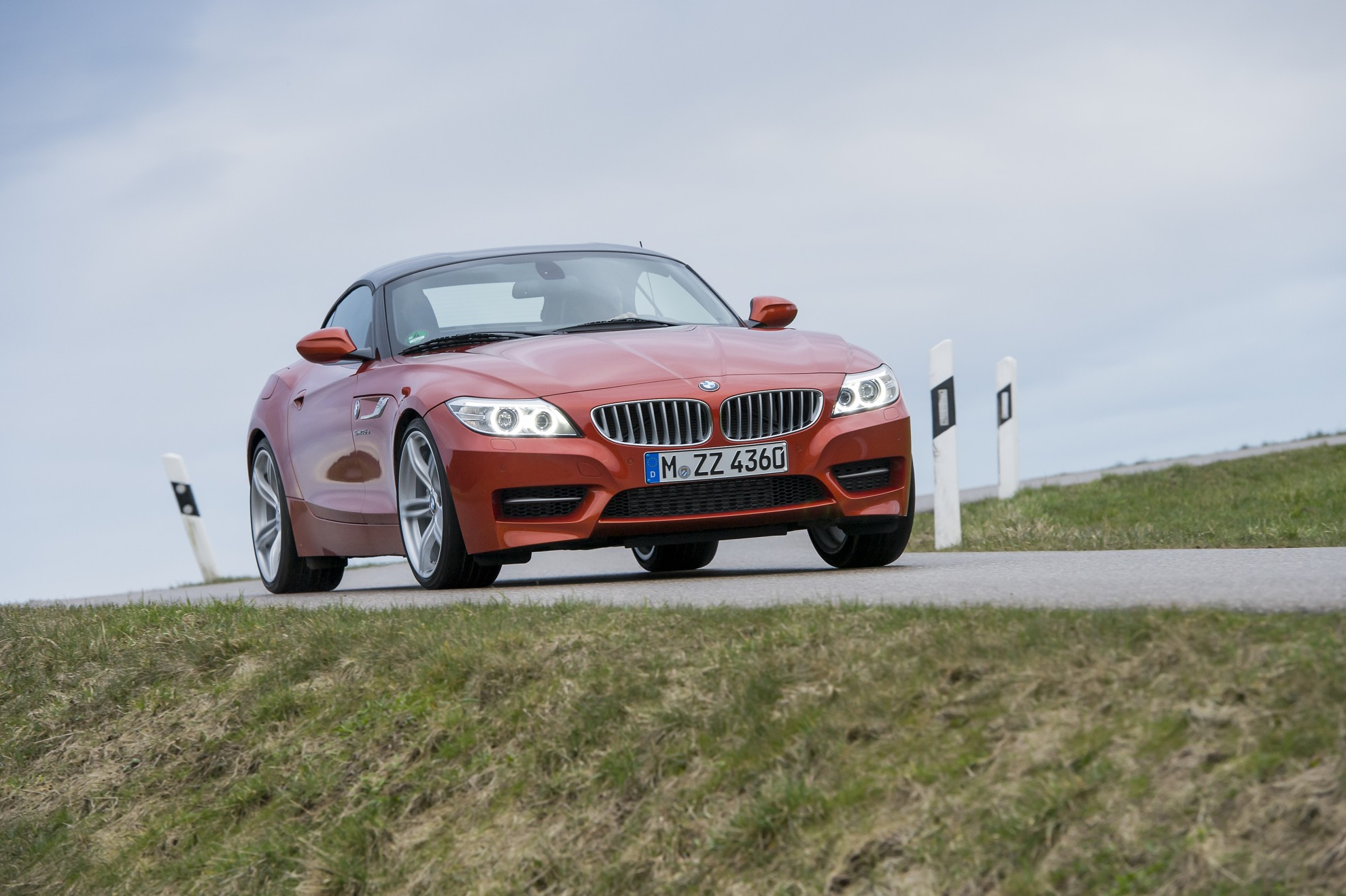 New BMW Z4 Roadster