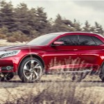 CITROEN DS WILD RUBIS: CREATIVE TECHNOLOGIES TO ENJOY