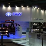 Images: FAW – First Automotive Works at the Johannesburg Motor Show 2011