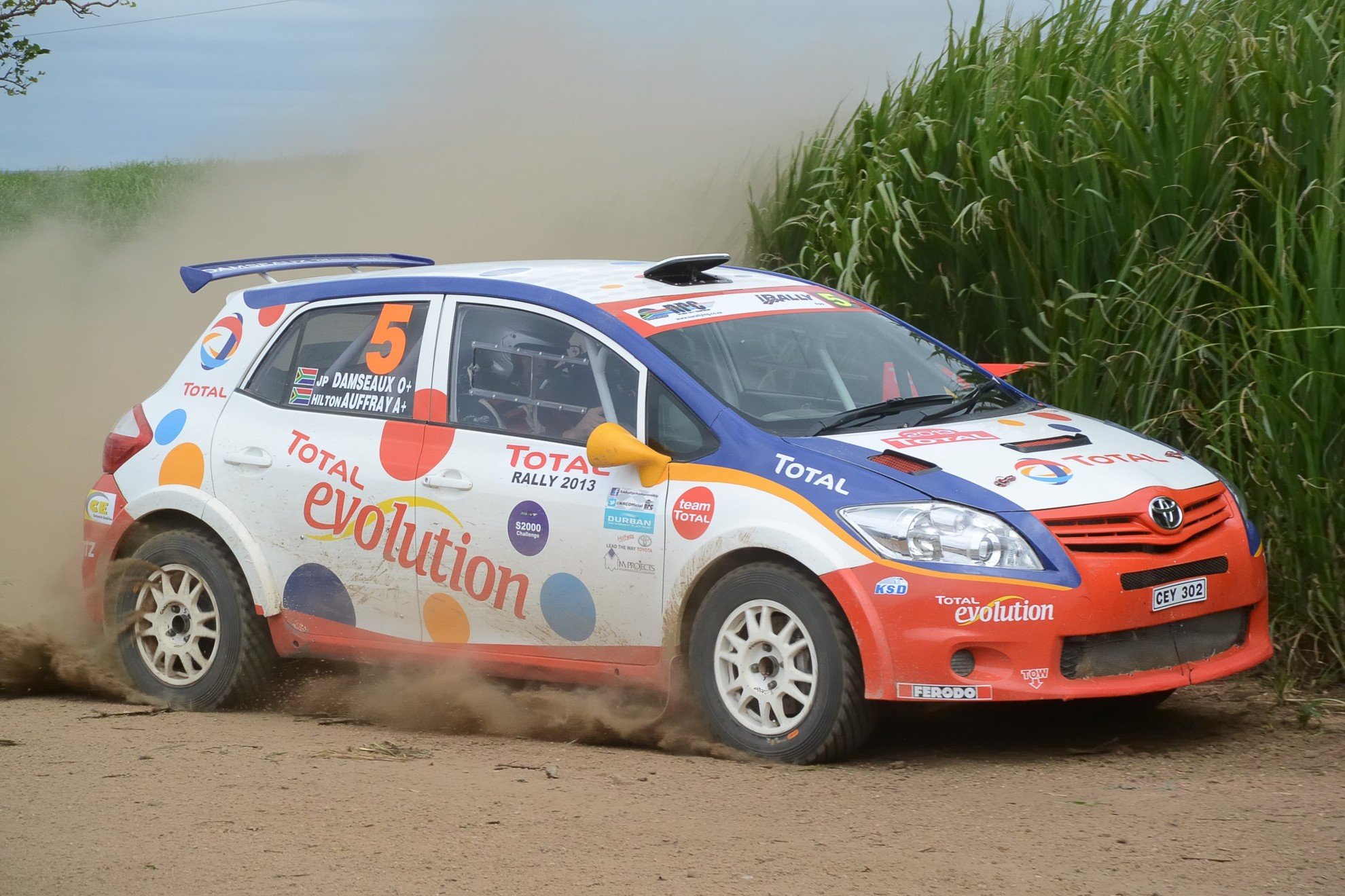 FIA African Rally Championship