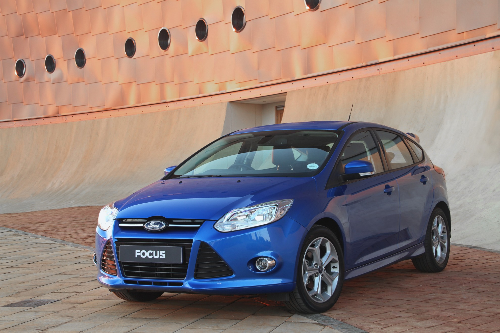Ford Focus Best Selling Vehicle