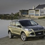 New Kuga All-Wheel-Drive System