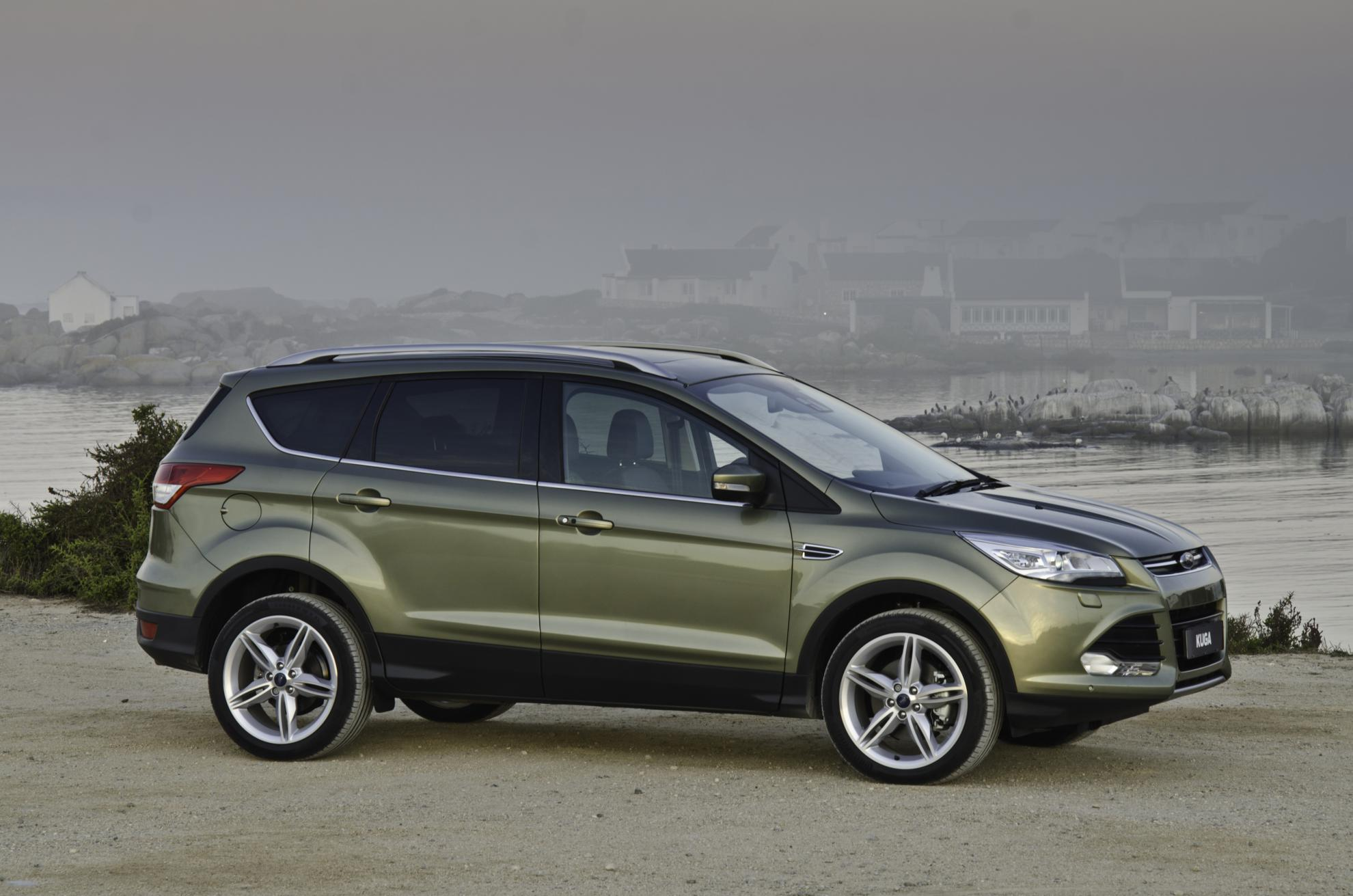 free ford kuga 3ds autos weblog. Black Bedroom Furniture Sets. Home Design Ideas