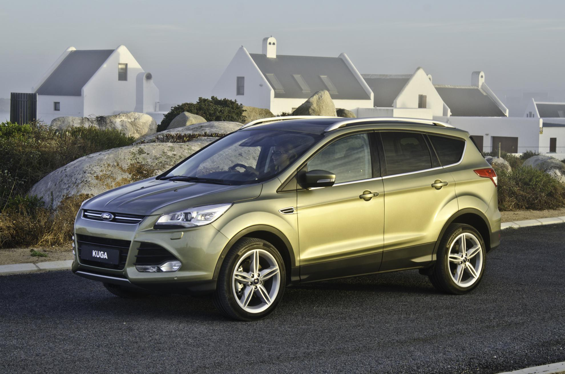 3d Car Shows Ford Kuga 28