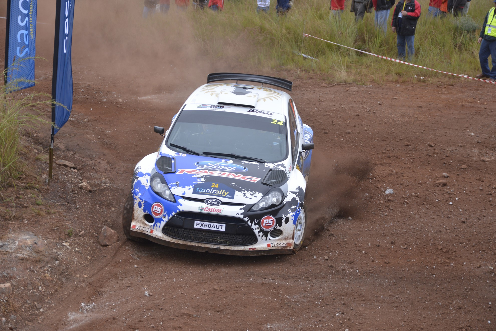 Ford Rally Racing