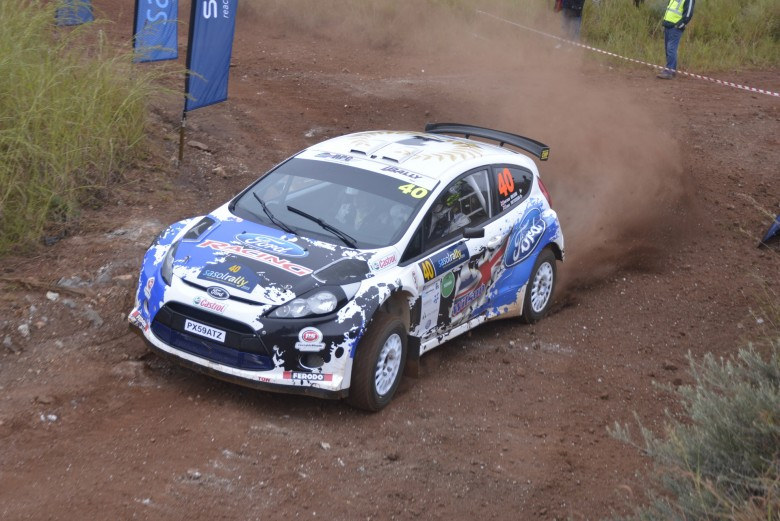 Ford Rally South Africa