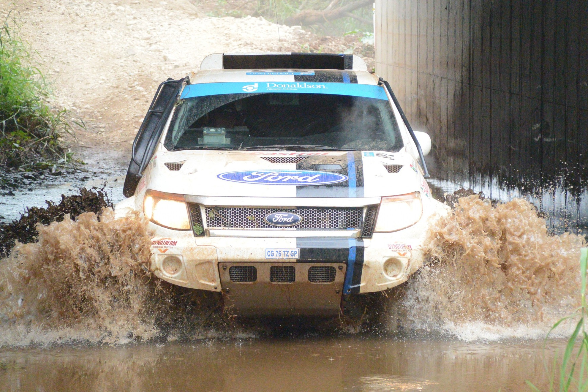 Ford Ranger Rally