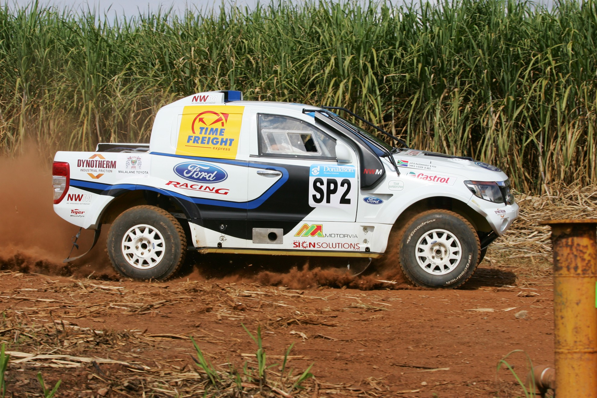 Ford South Africa Racing