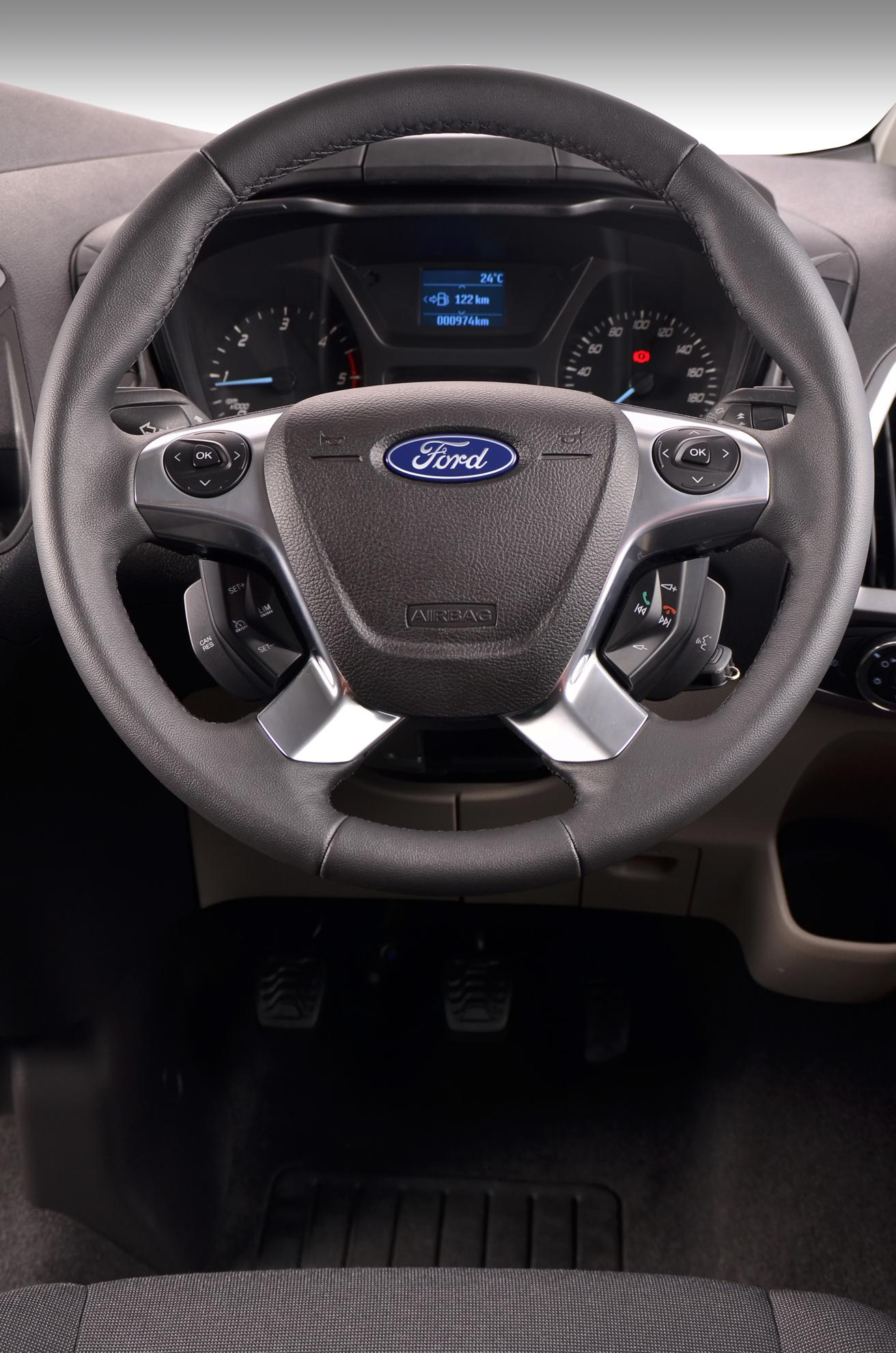 Ford Tourneo Steering Wheel