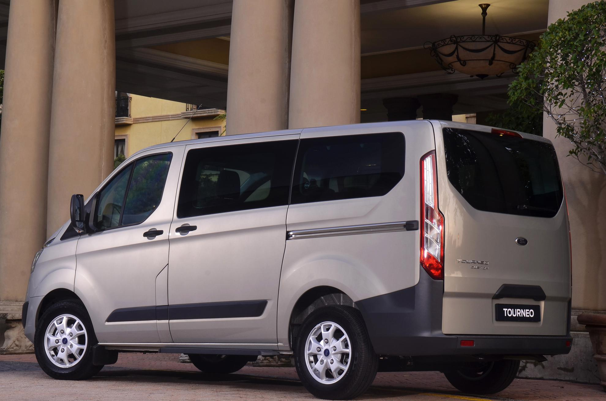 Ford Tourneo Taxi