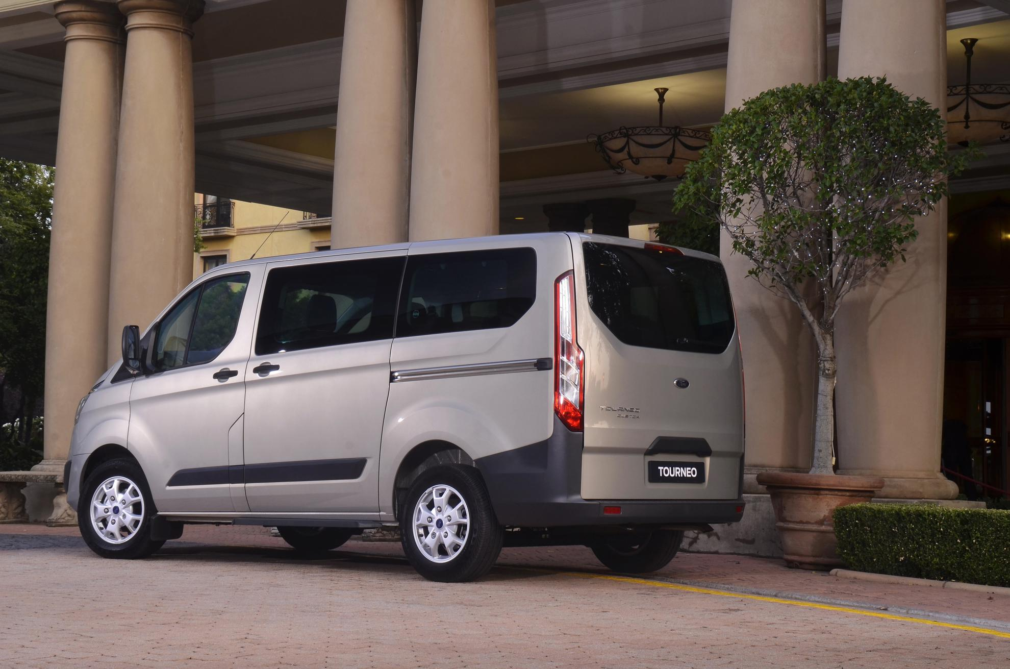 Ford Tourneo Taxi 2013